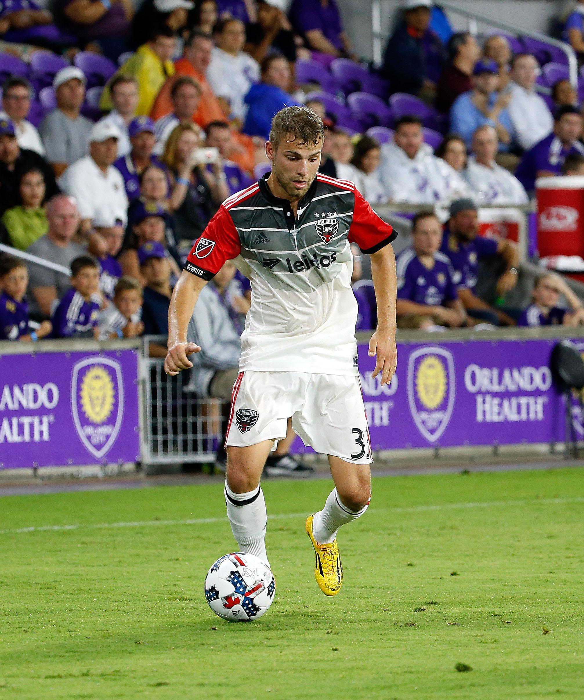 MLS: D.C. United at Orlando City SC