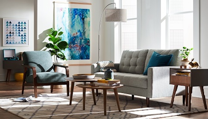 Amazon Launches Two Furniture Brands Of Its Own