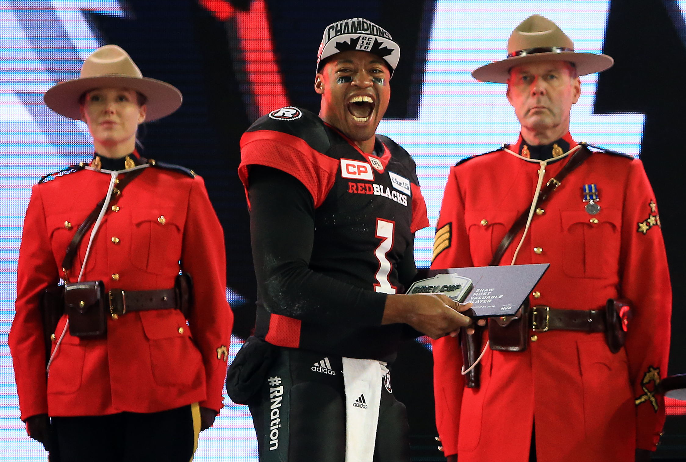 104th Grey Cup Championship Game