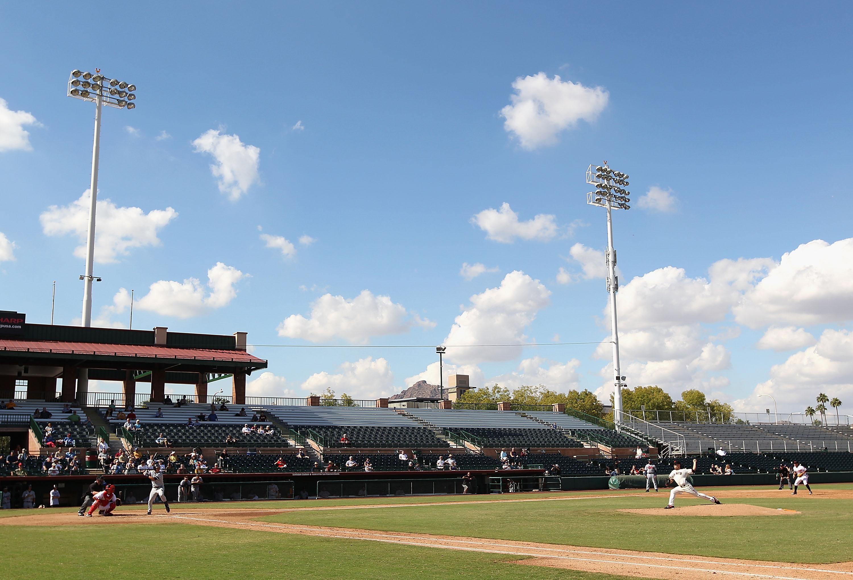 AZ Fall League: Phoenix v Scottsdale