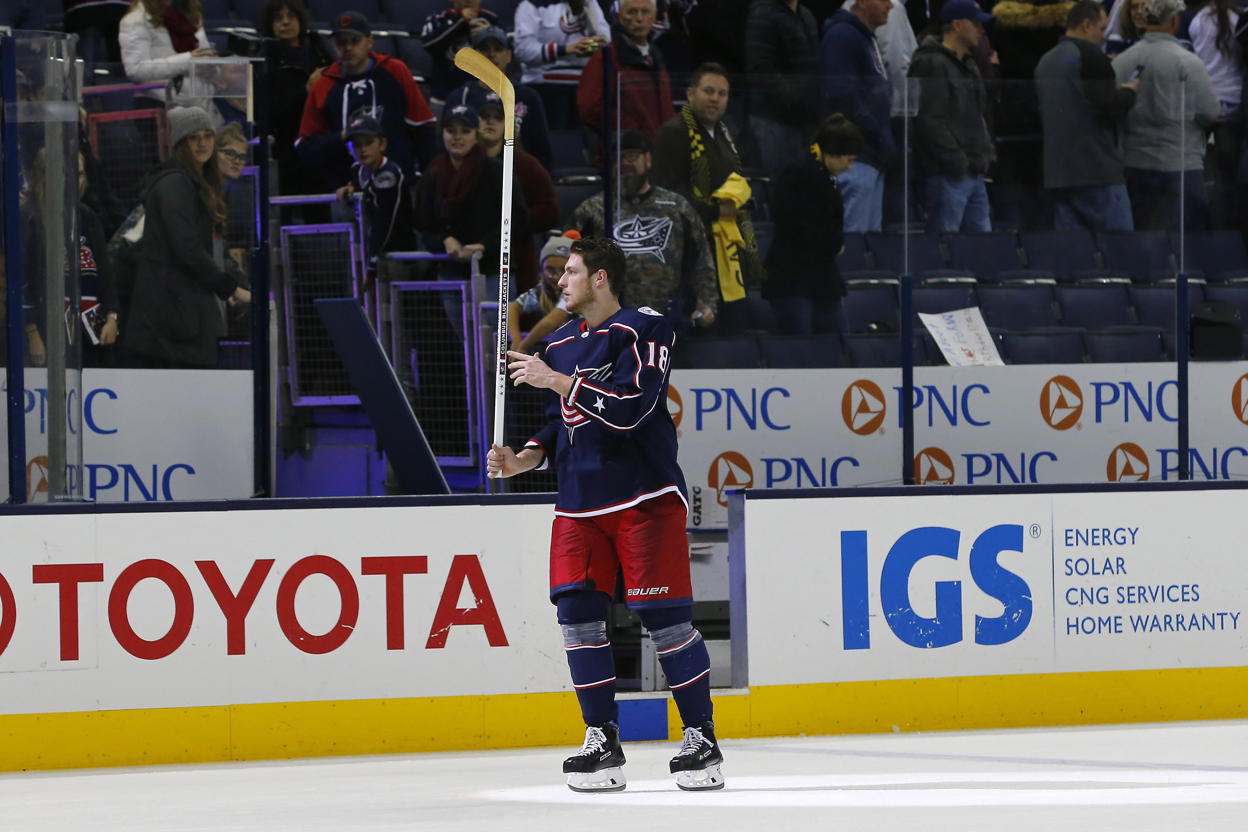 Columbus Blue Jackets Schedule, Roster, News, and Rumors | The Cannon