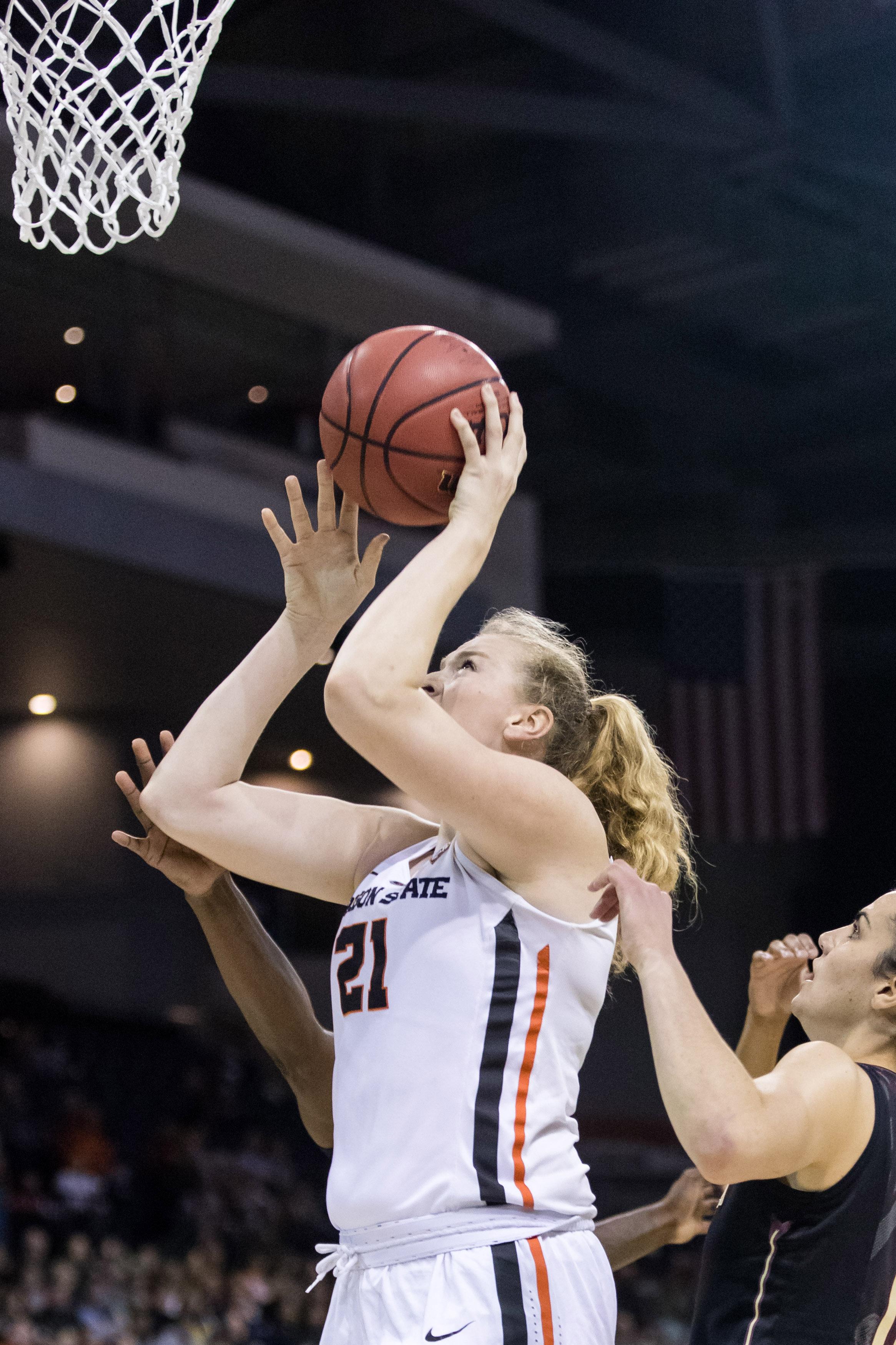 Preview: Oregon State Women's Basketball Season Opens Versus North Dakota