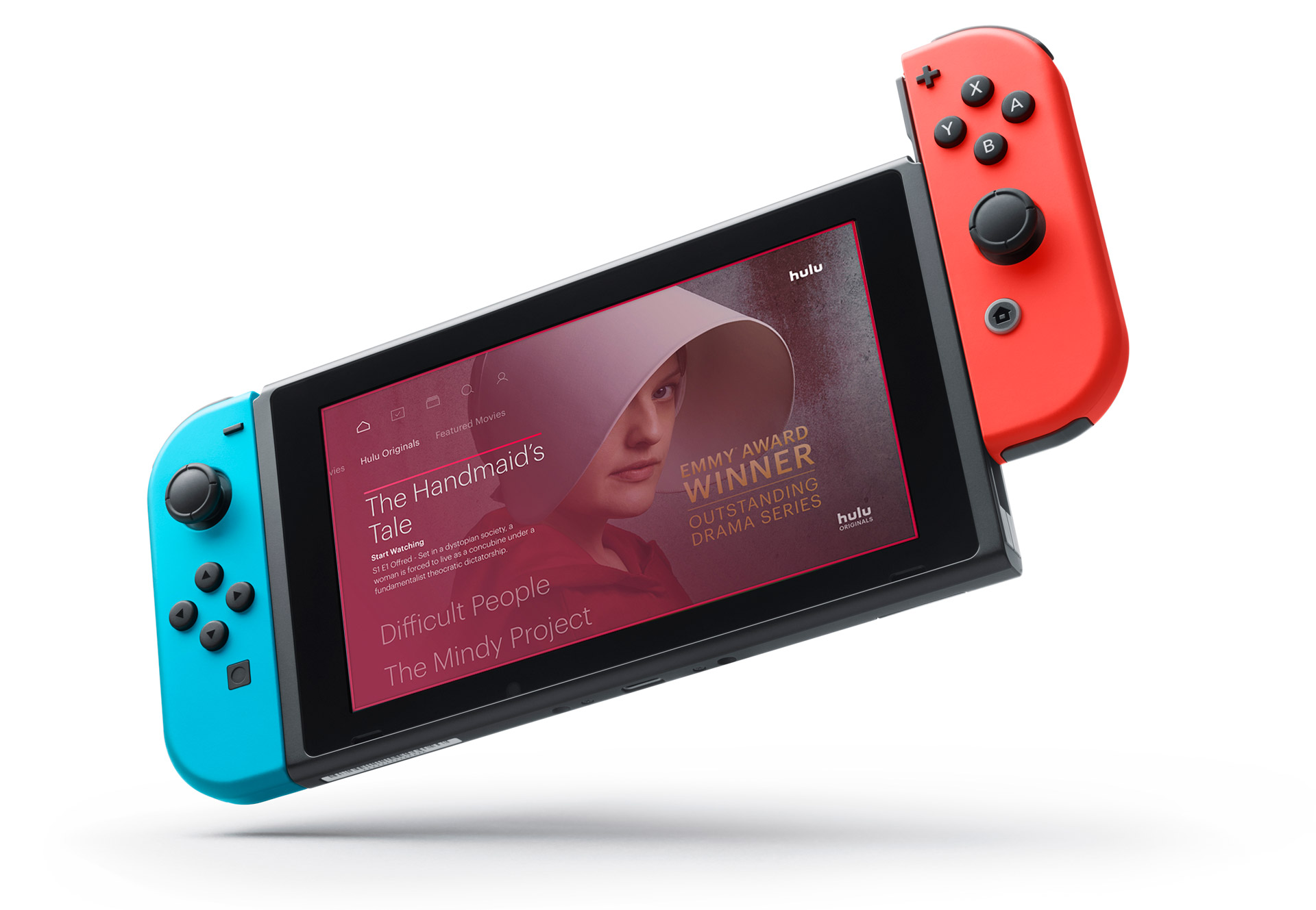 Hulu comes to Nintendo Switch today (update)