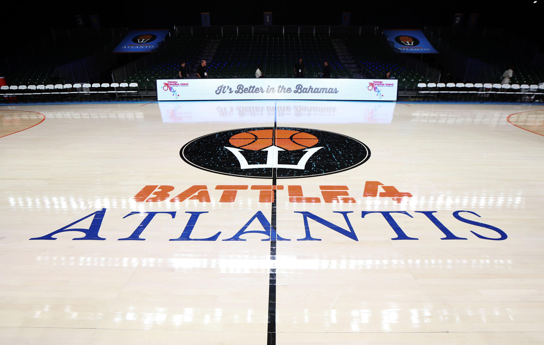 NCAA Basketball: Battle 4 Atlantis-Wichita State vs Louisiana State