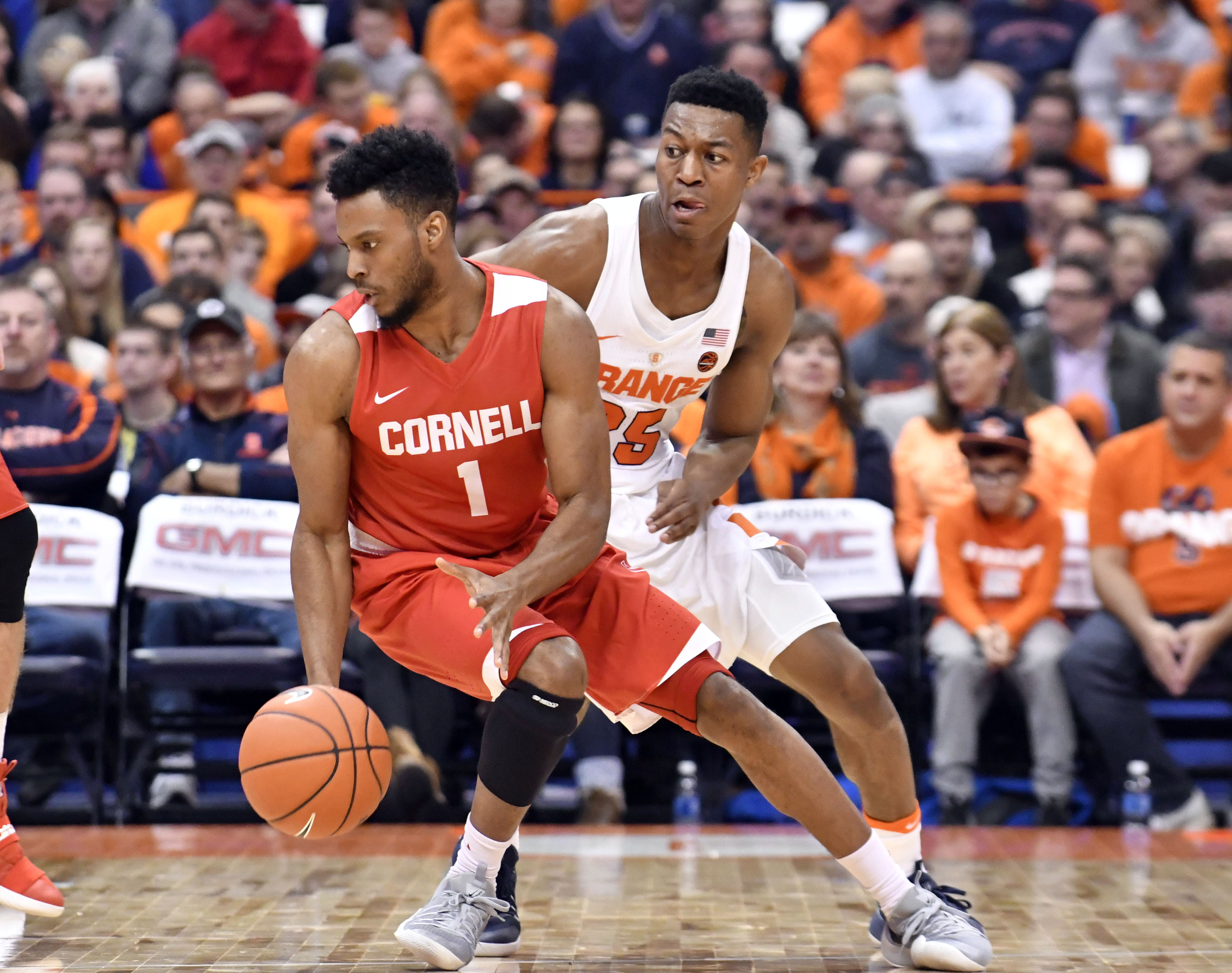 syracuse basketball vs cornell five things to watch troy nunes