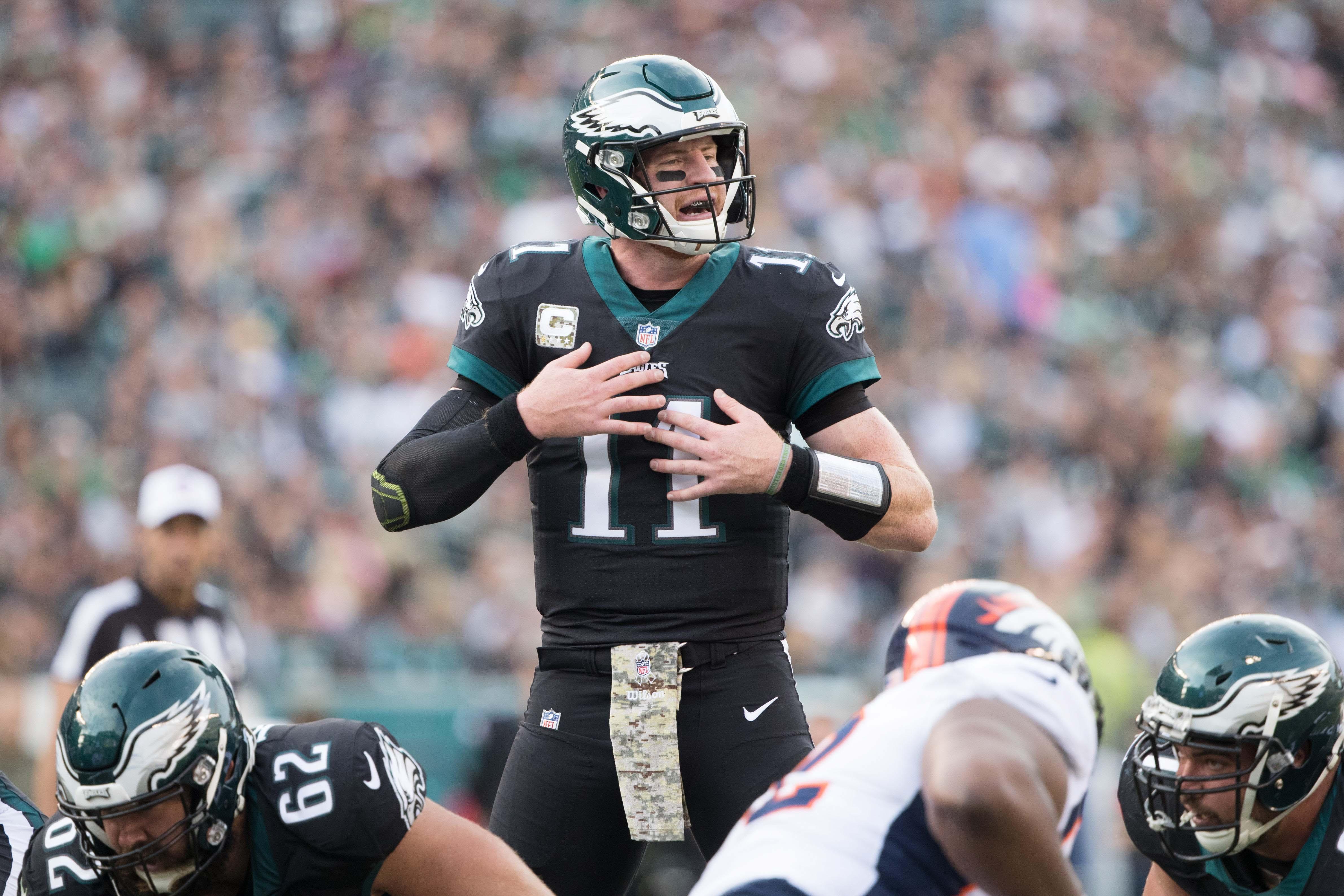 NFL: Denver Broncos at Philadelphia Eagles