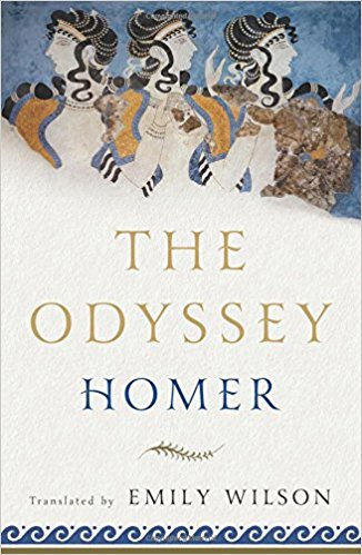 The new translation of The Odyssey is the first to be published by a woman