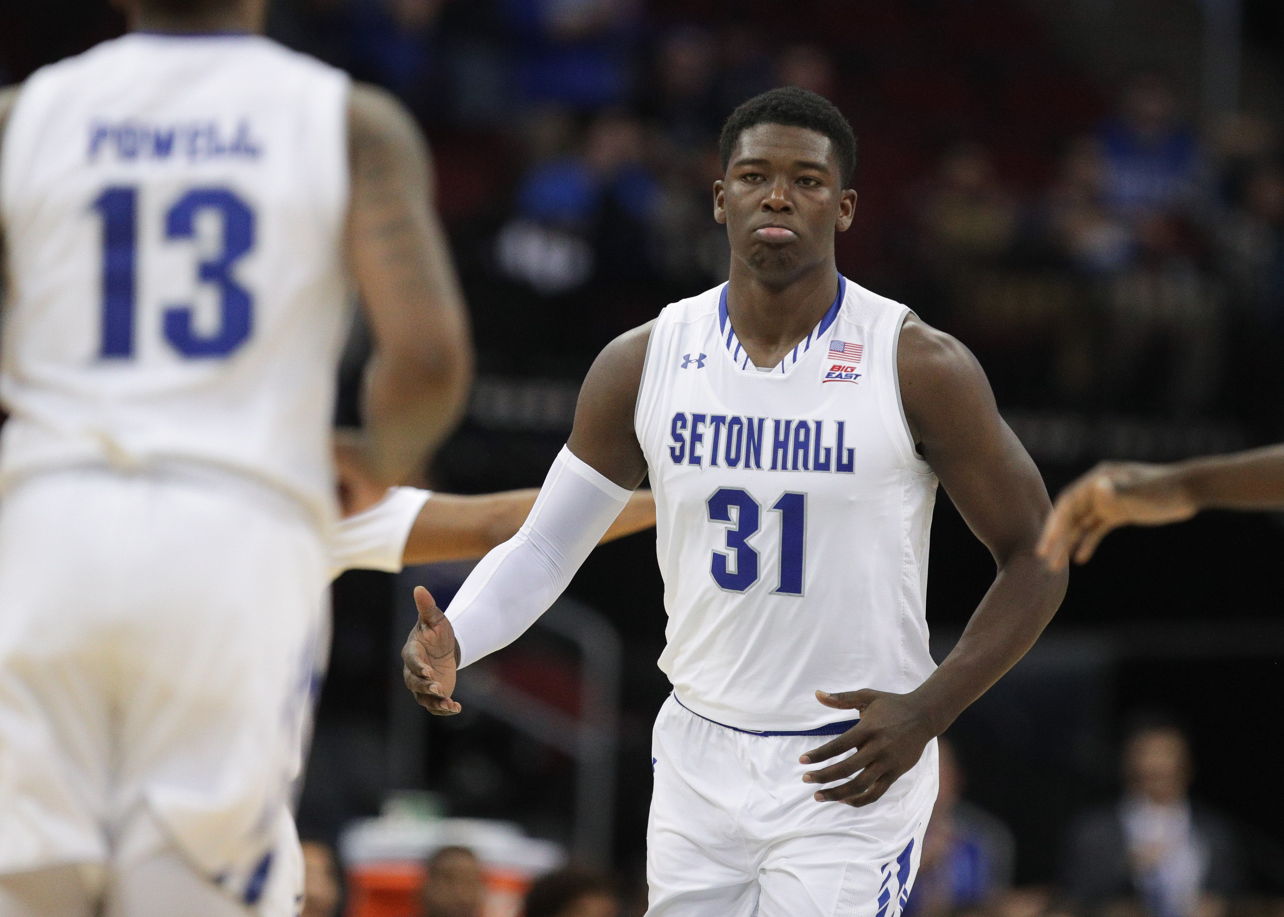 NCAA Basketball: Fairleigh Dickinson at Seton Hall