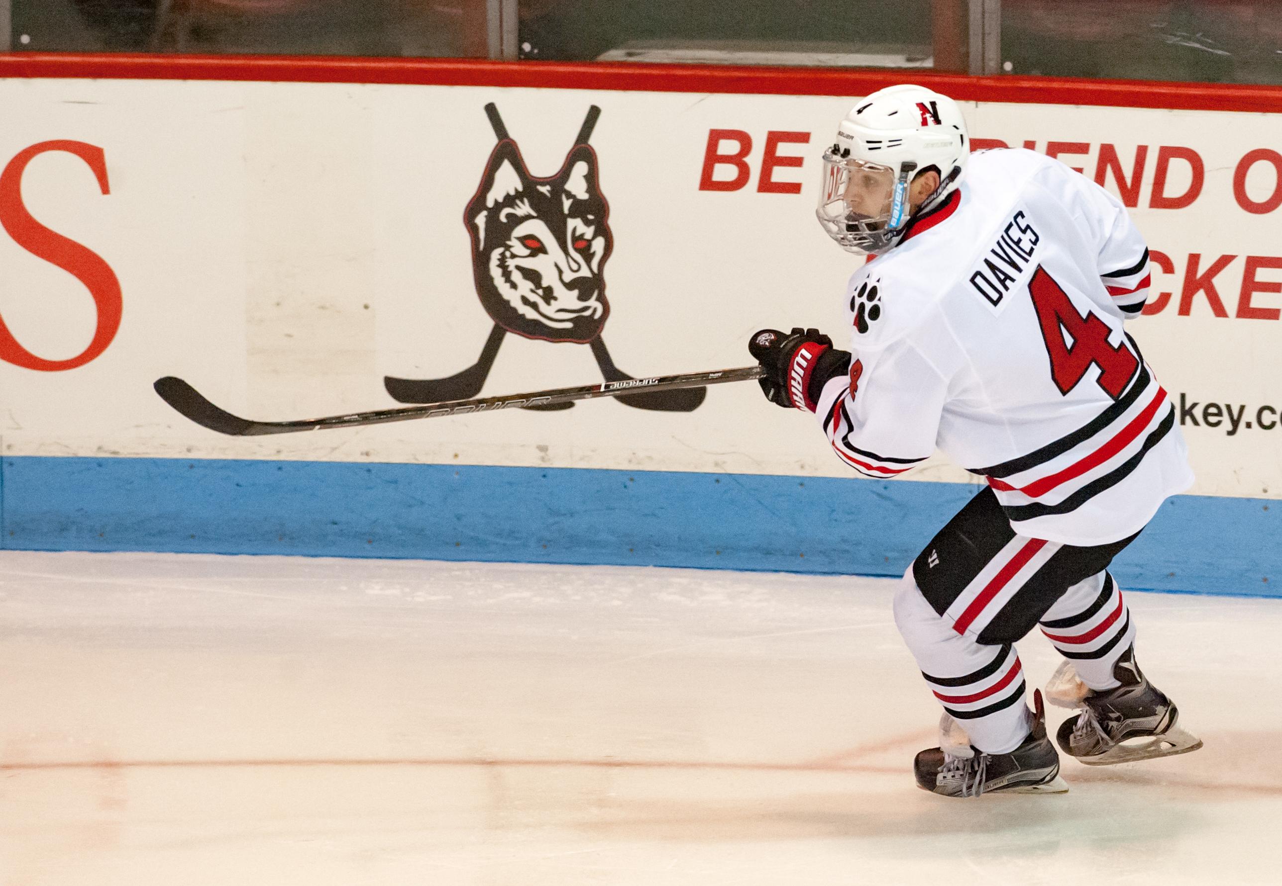 Hockey East: Northeastern Exploits BU Weaknesses