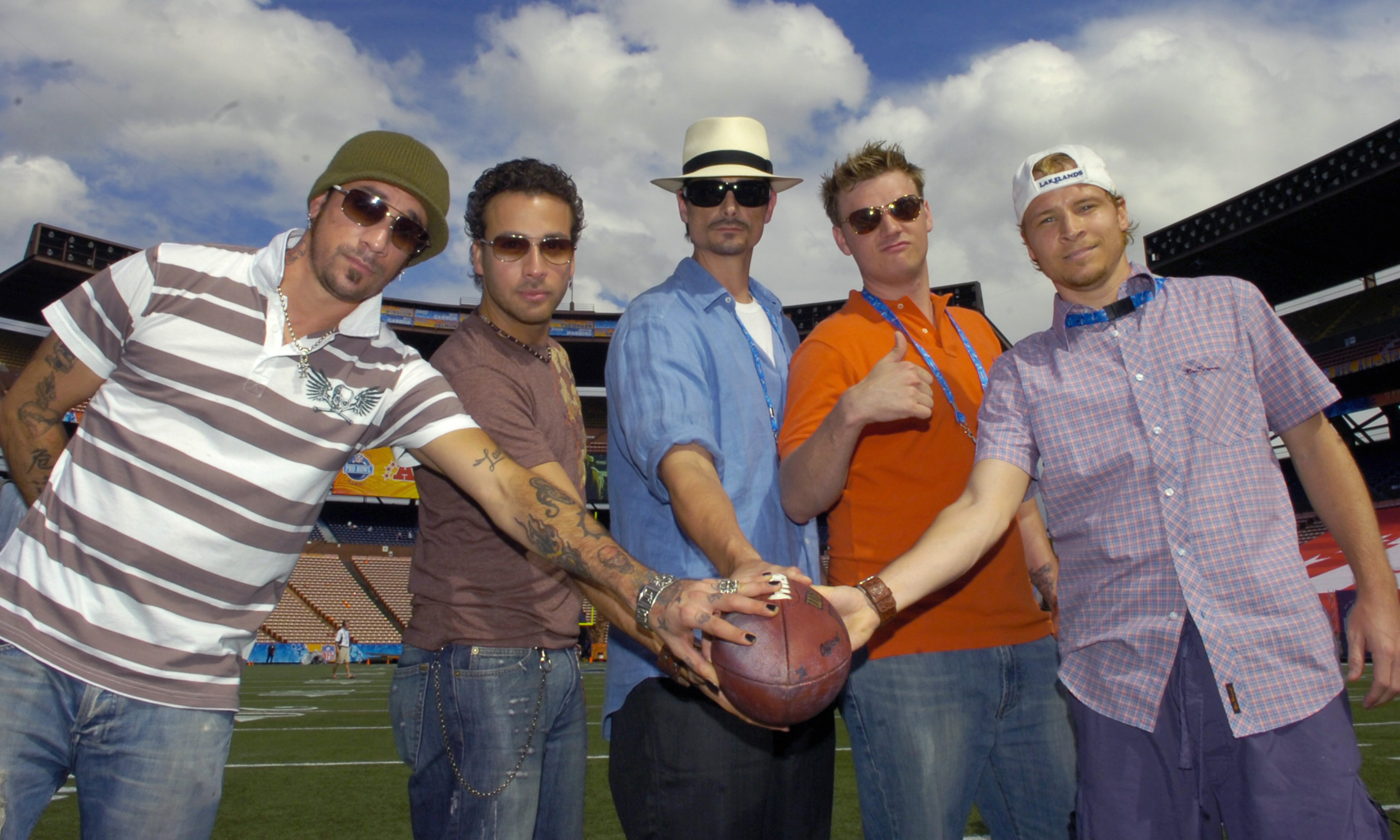 NFL Pro Bowl - Practice - February 11, 2006