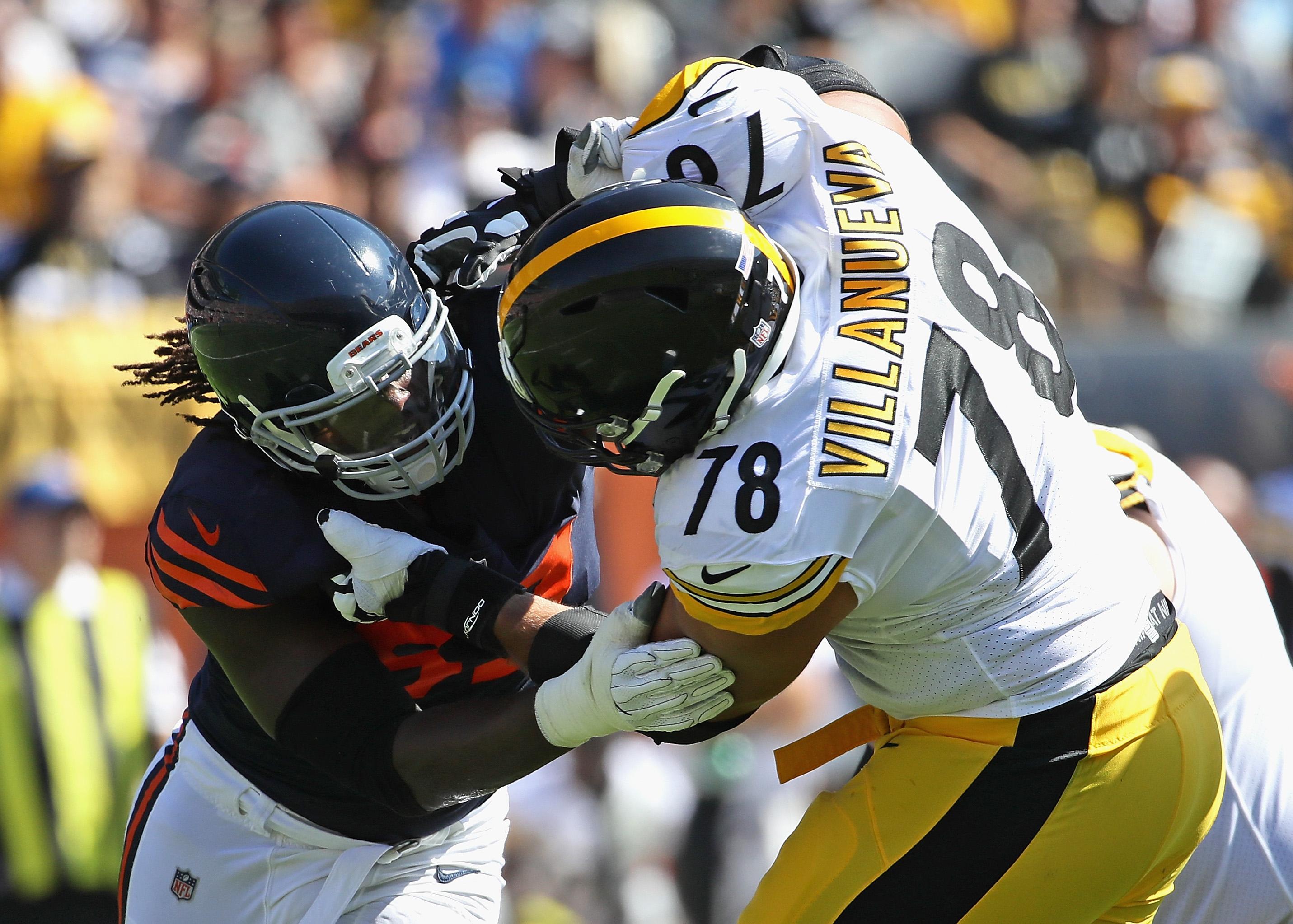 Pittsburgh Steelers v Chicago Bears