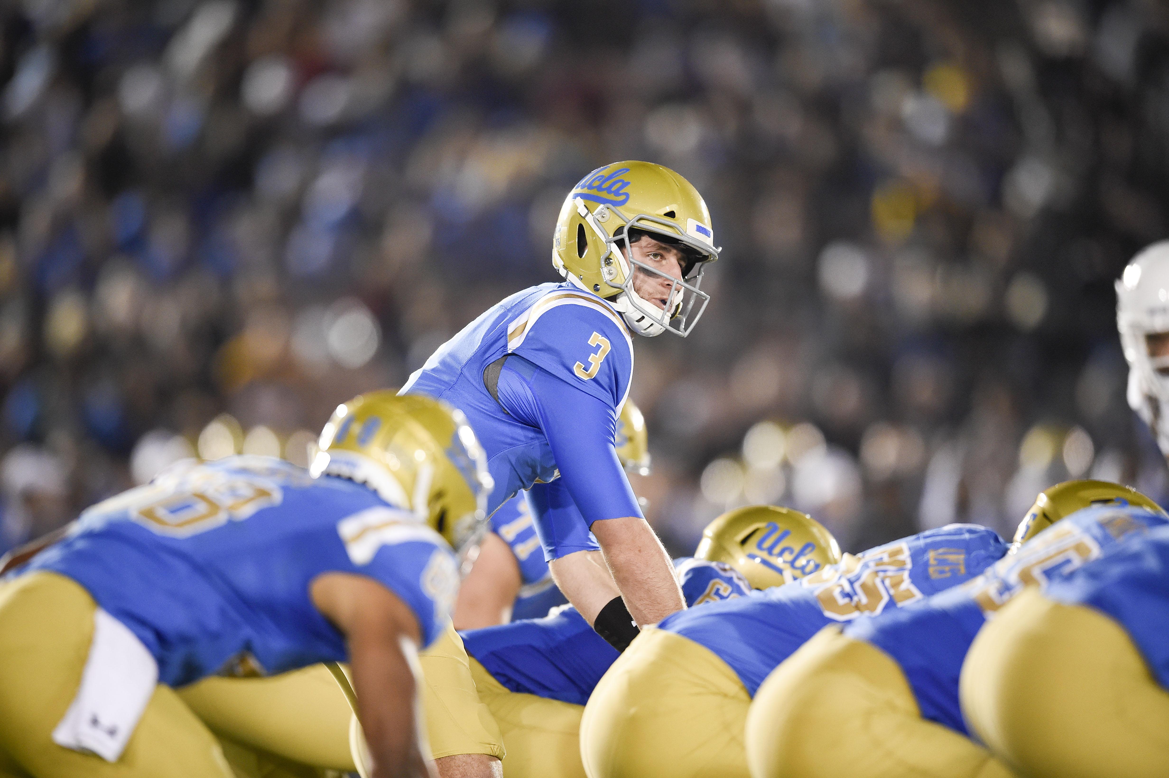 NCAA Football: Arizona State at UCLA