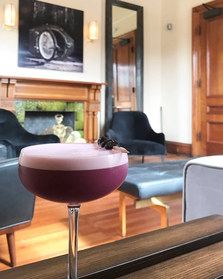 Dine at the newly opened Bolster, Snow & Co. in Portland