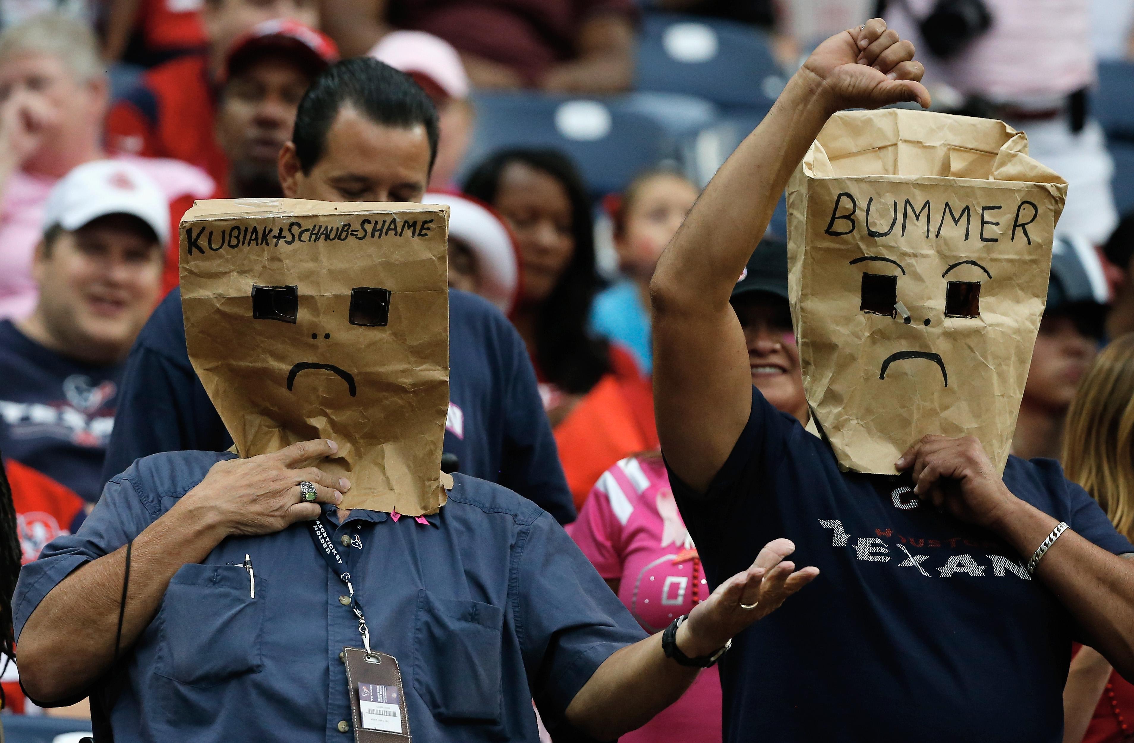 St Louis Rams v Houston Texans