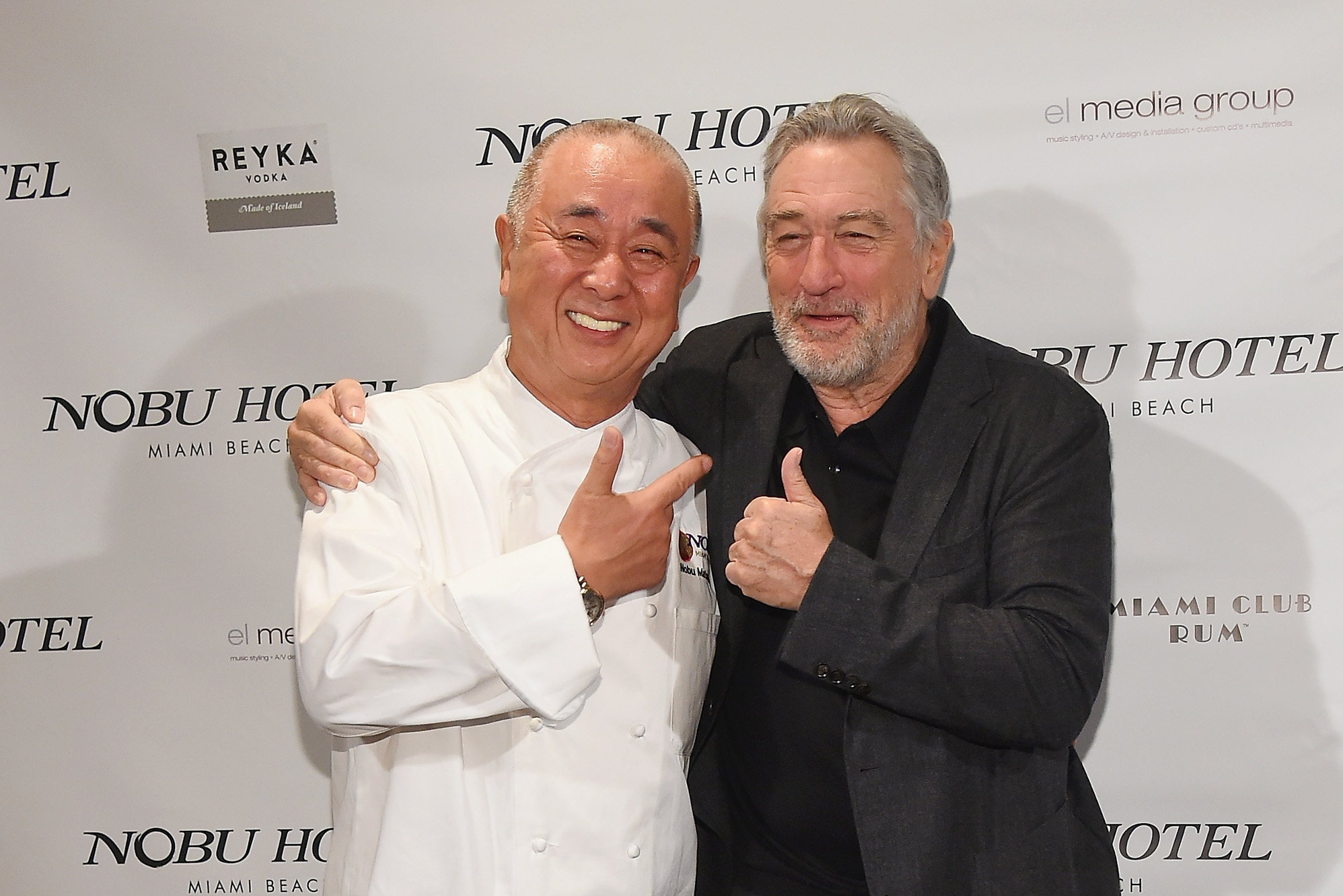 How Robert De Niro Convinced Nobu to Build a Restaurant Empire