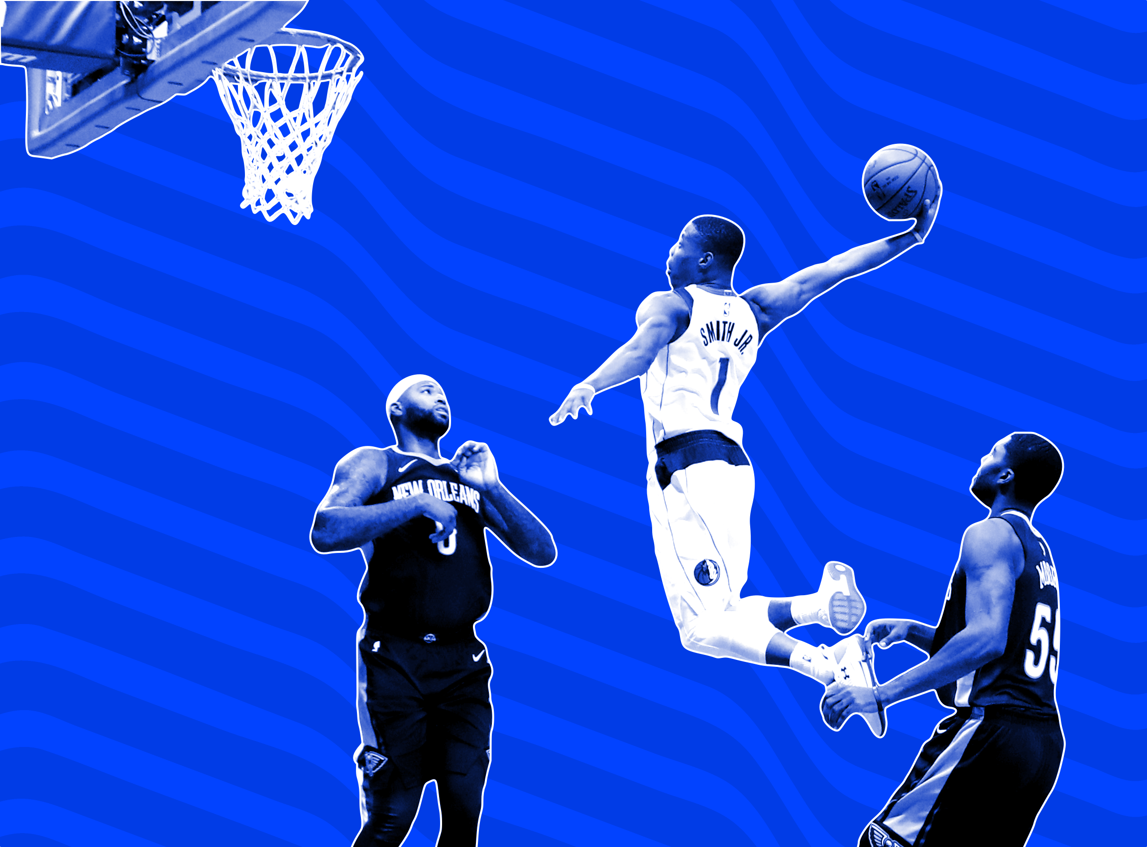 How do NBA players avoid injuries when they jump 3 feet in the air?