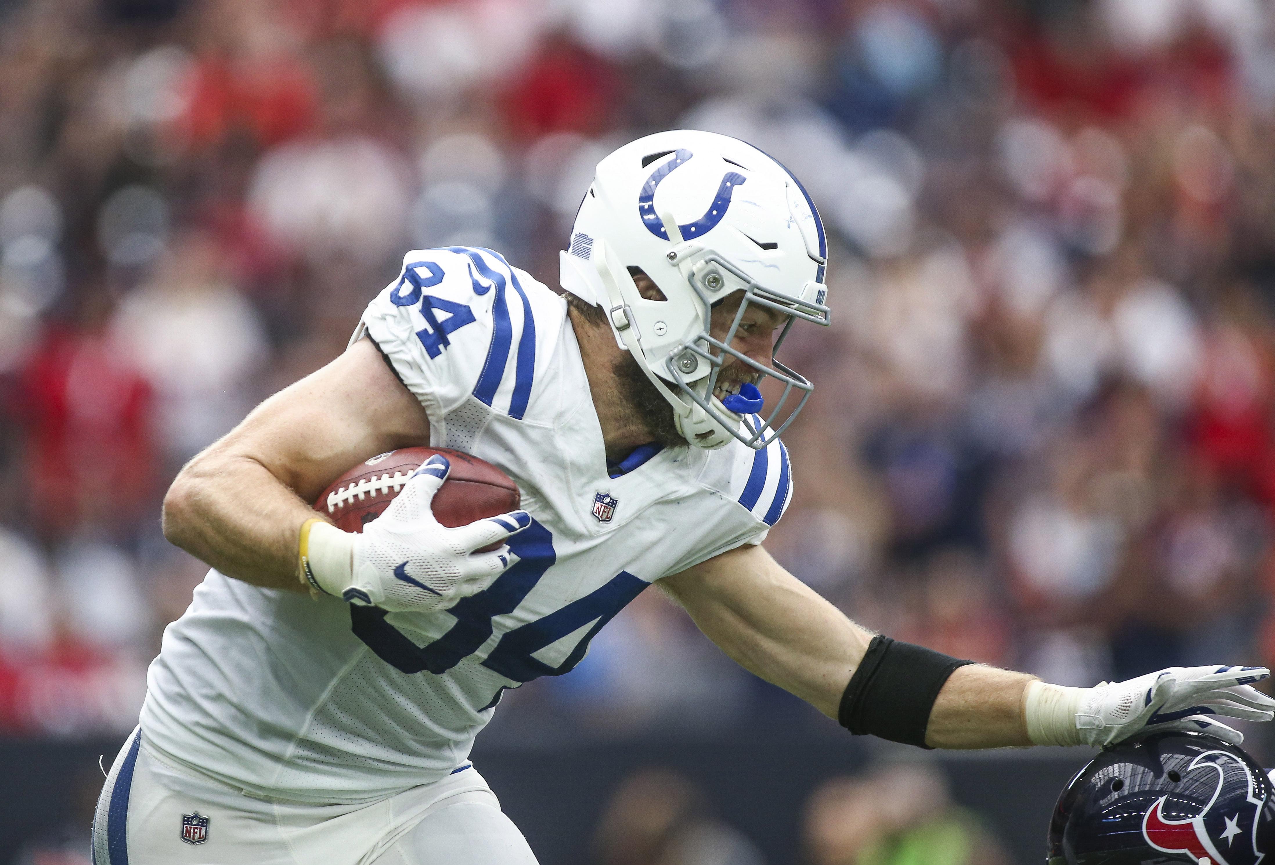 NFL: Indianapolis Colts at Houston Texans