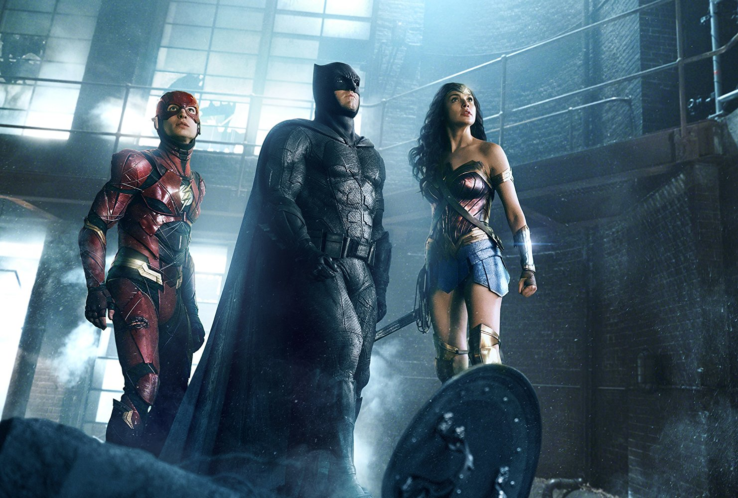 Justice League is a jagged mess with a Batman and Superman problem