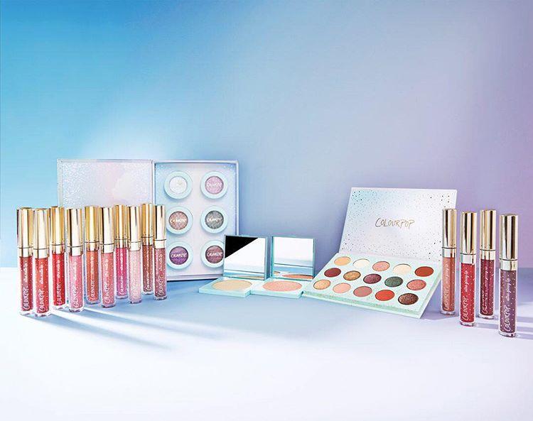 Makeup from Colourpop