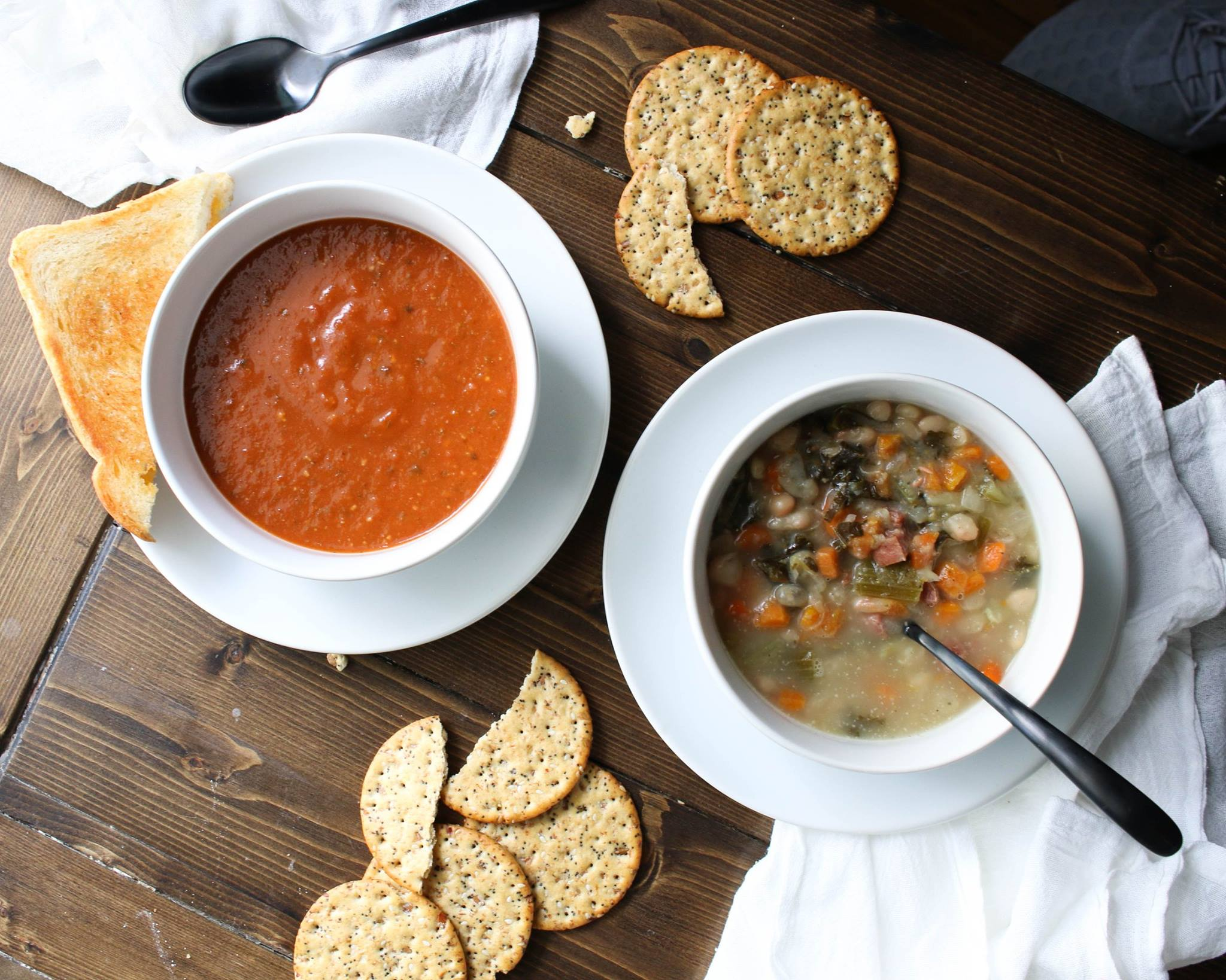 Soups from Soup Peddler