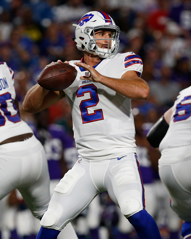 NFL: Minnesota Vikings at Buffalo Bills