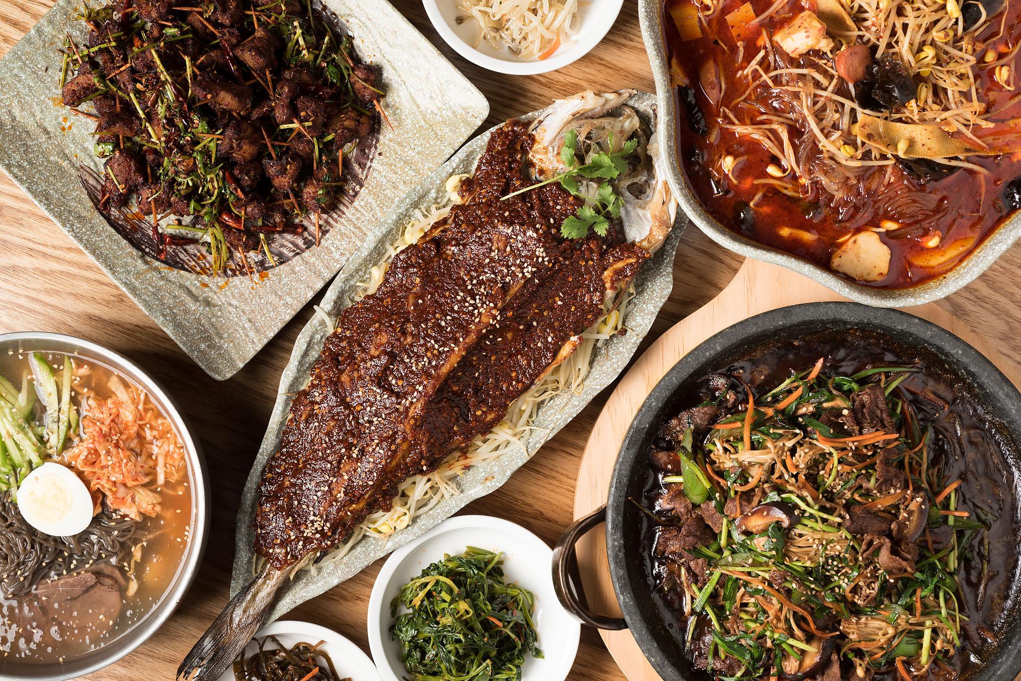 This Korean-Sichuan Restaurant Serves LA's Most Unique Fusions