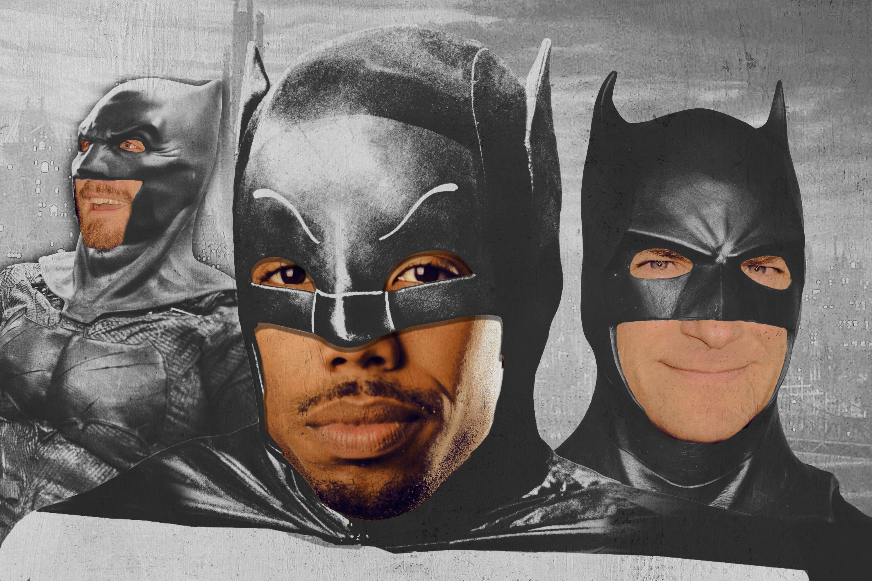 Potential new Batmans