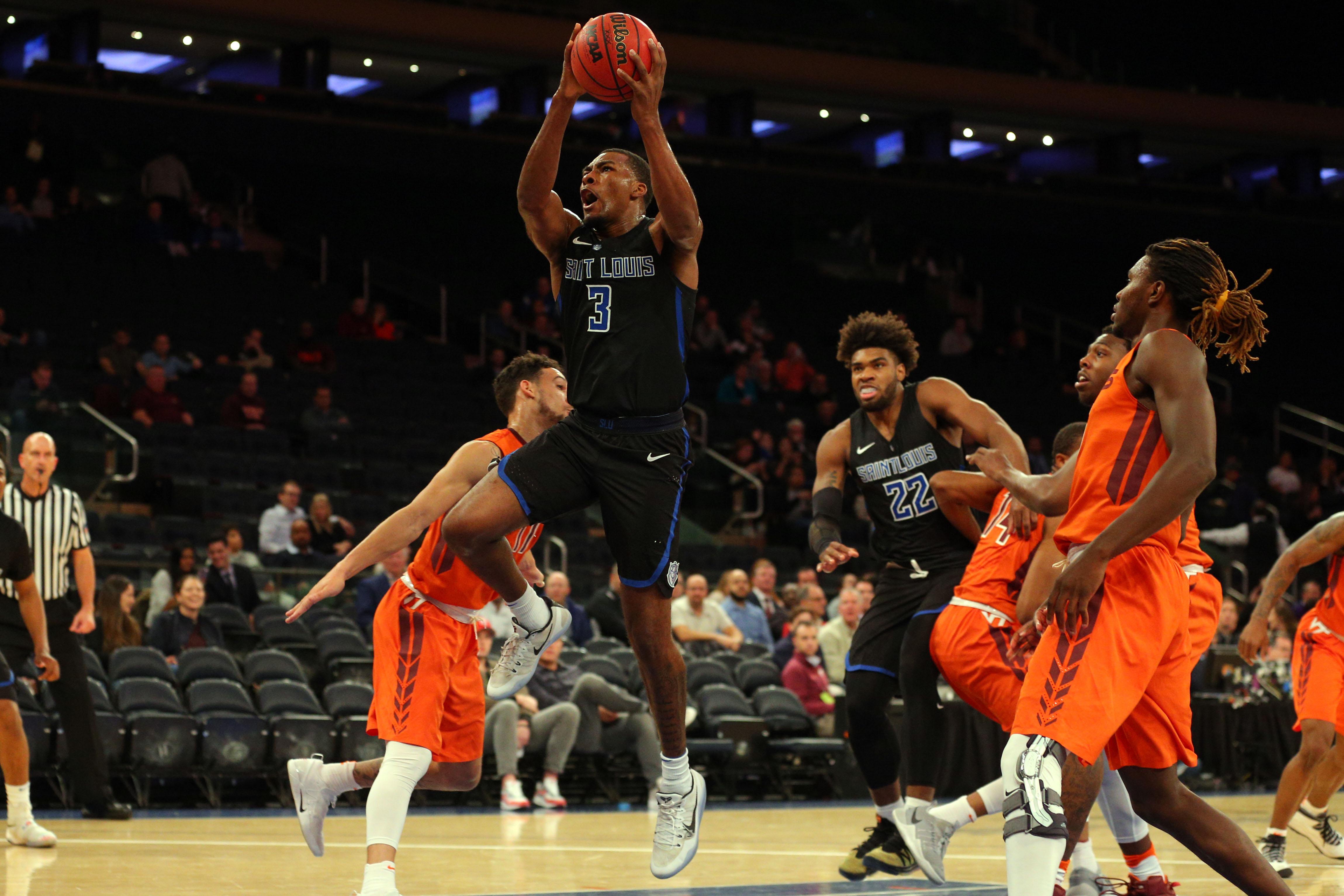 NCAA Basketball: 2K Classic-Virginia Tech vs Saint Louis