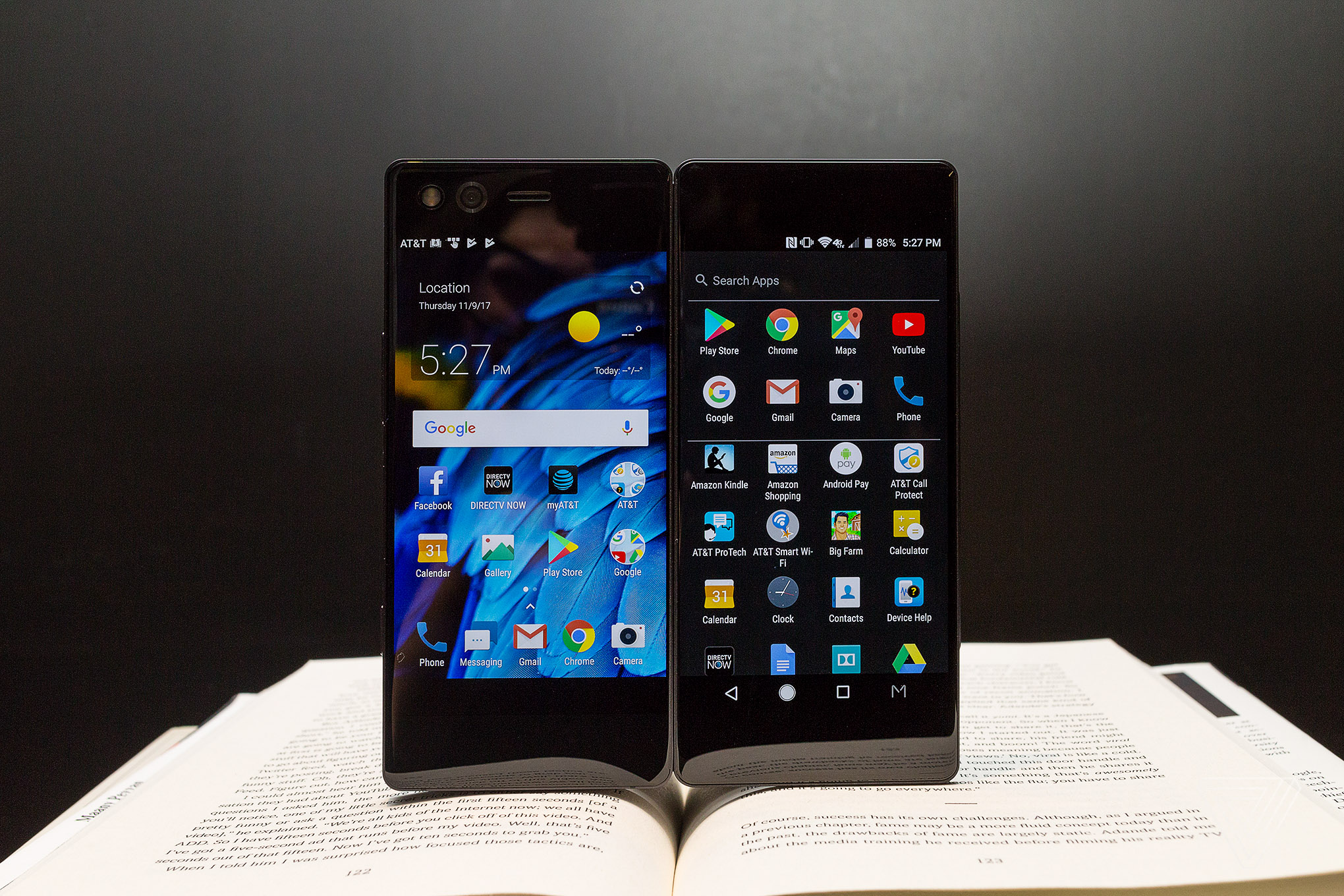 ZTE Axon M review: double trouble - The Verge