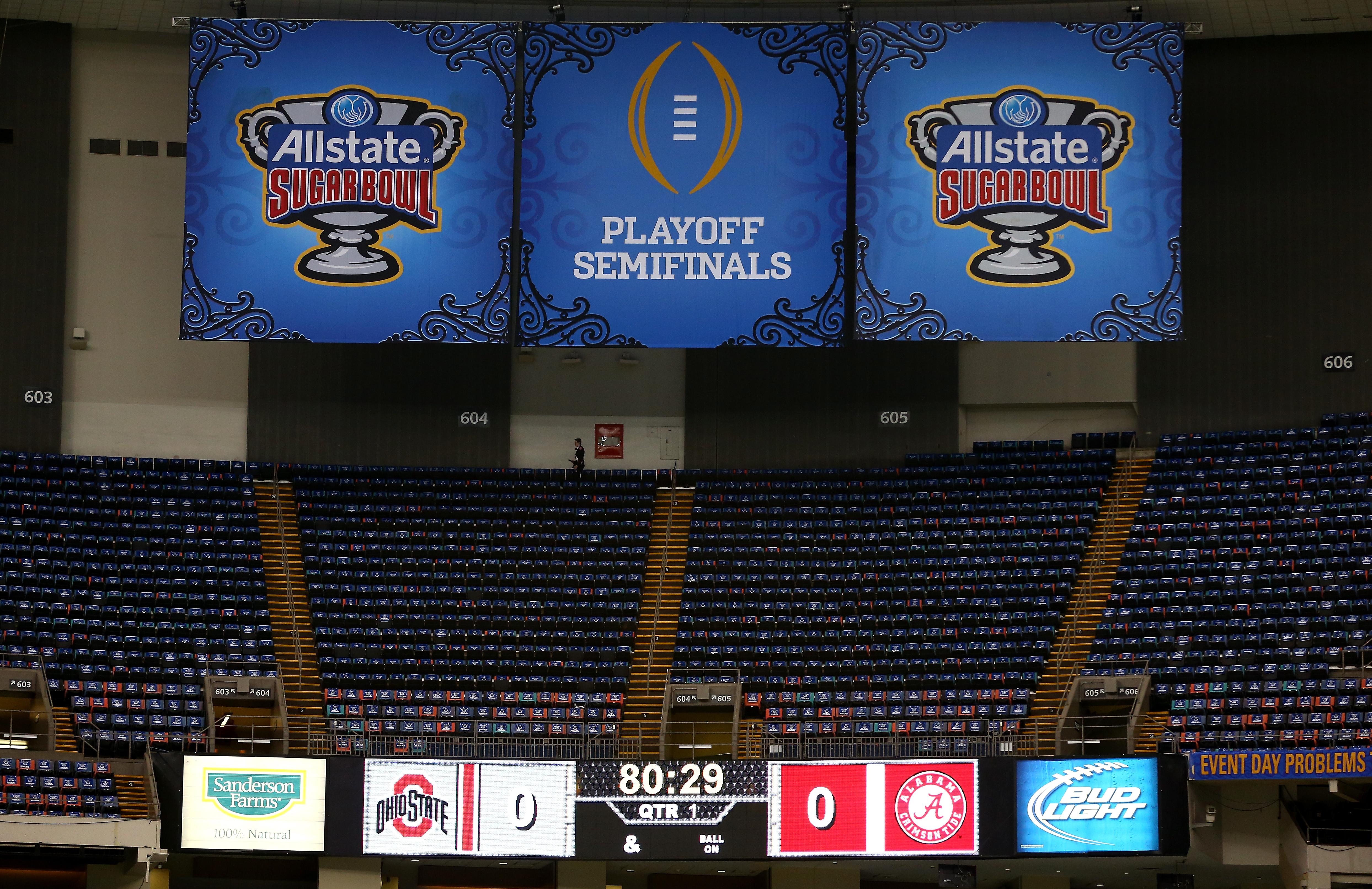 All State Sugar Bowl - Alabama v Ohio State