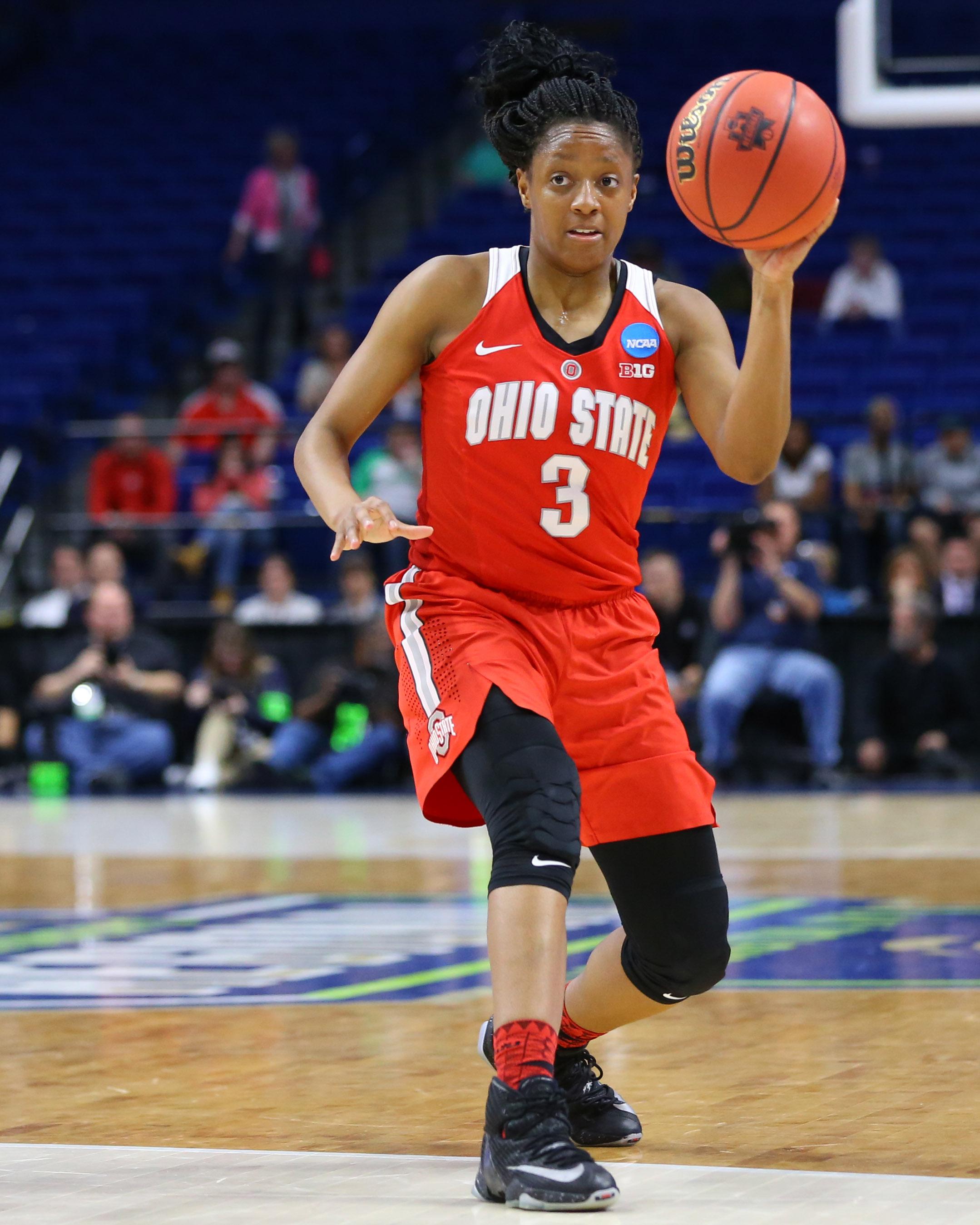 NCAA Womens Basketball: NCAA Tournament-Lexington Regional- Ohio State vs Notre Dame