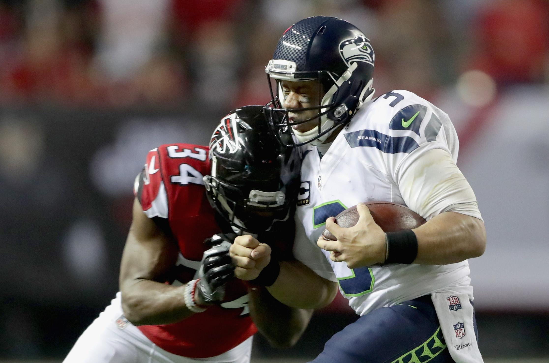 Divisional Round - Seattle Seahawks v Atlanta Falcons