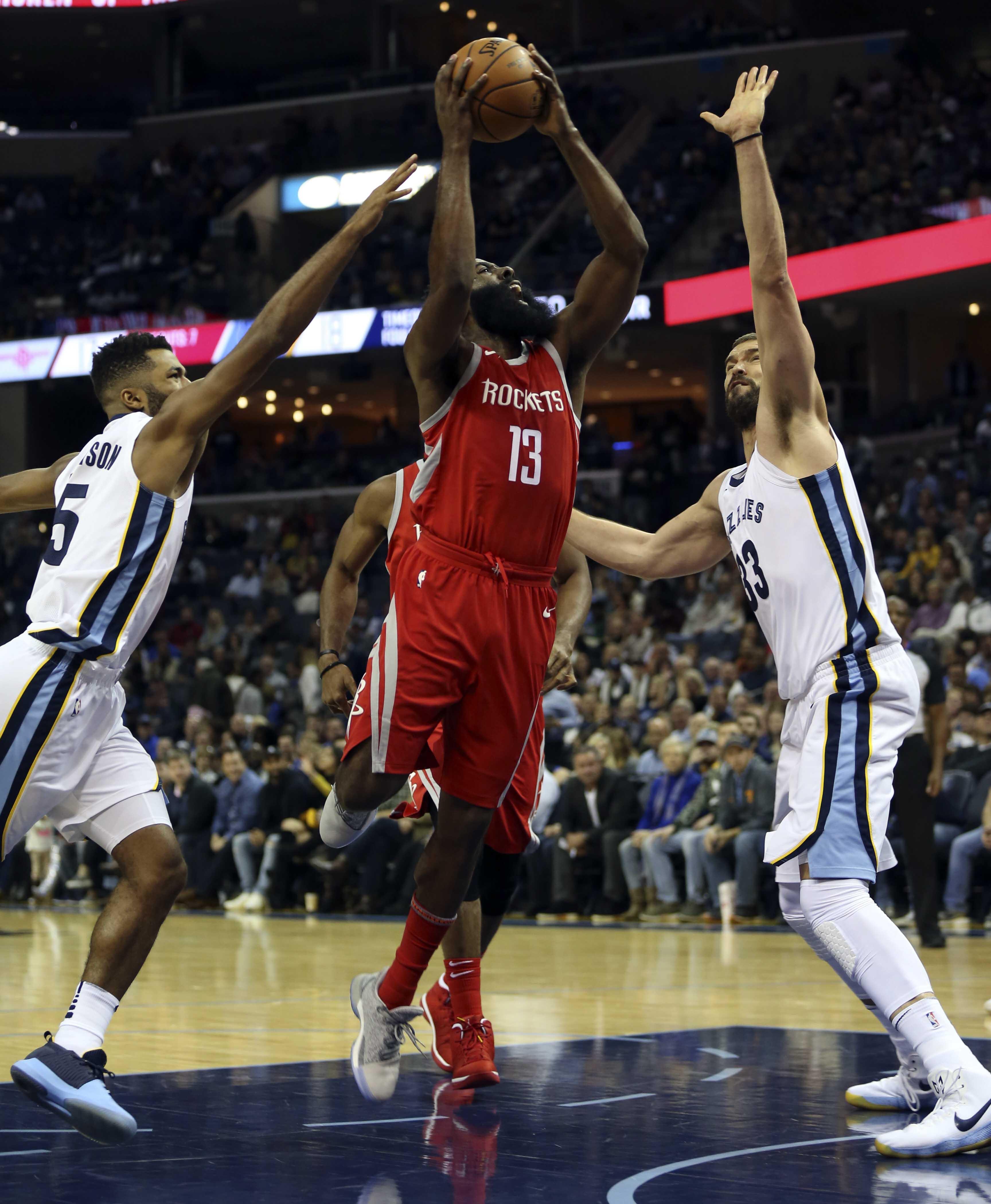 Houston Rockets Vs Denver Nuggets: The Dream Shake, A Houston Rockets Community