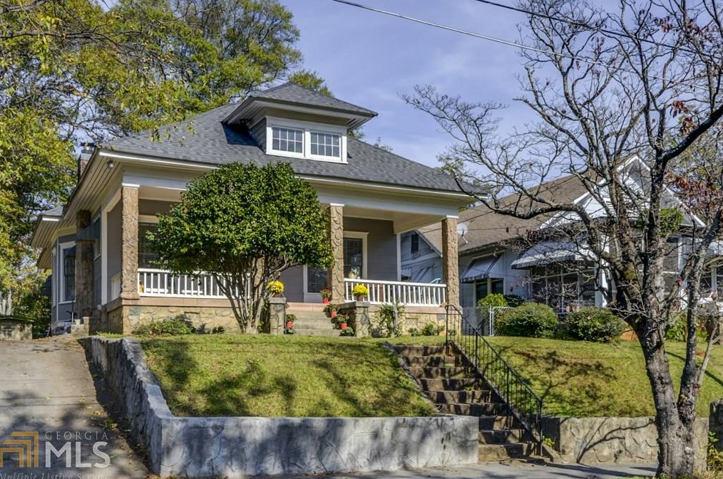 Photo of an Adair Park home for sale in Atlanta right now.