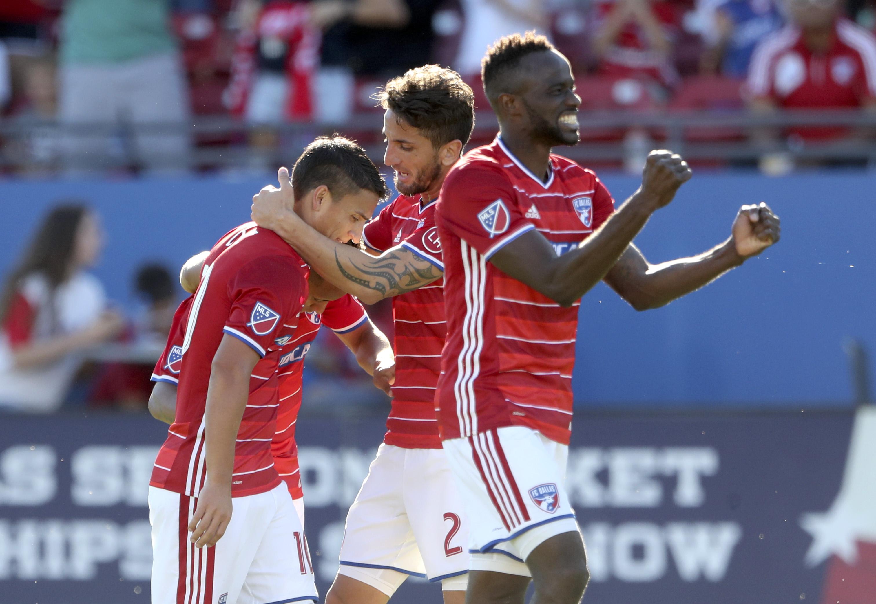 MLS: Los Angeles Galaxy at FC Dallas