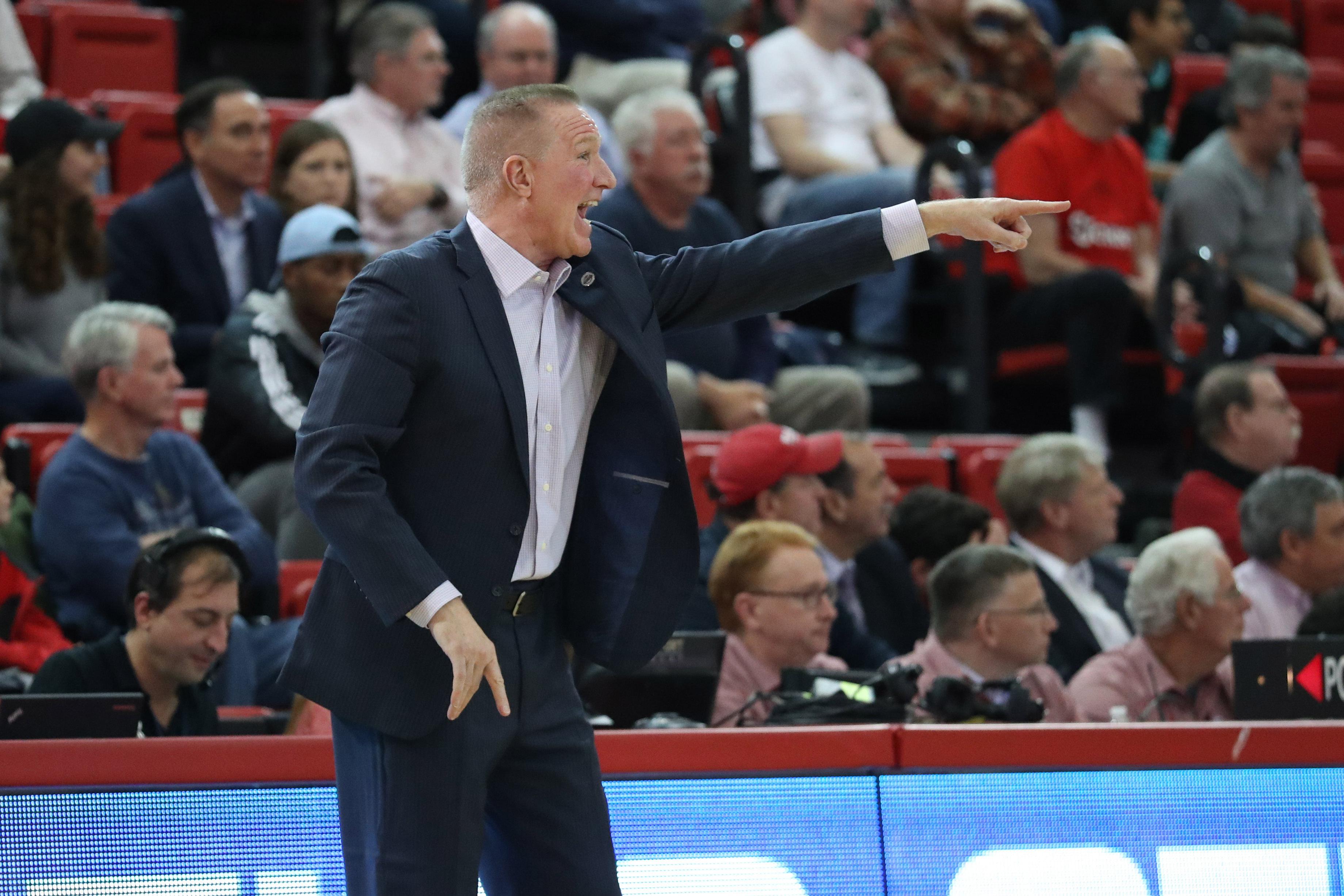 NCAA Basketball: Nebraska at St. John