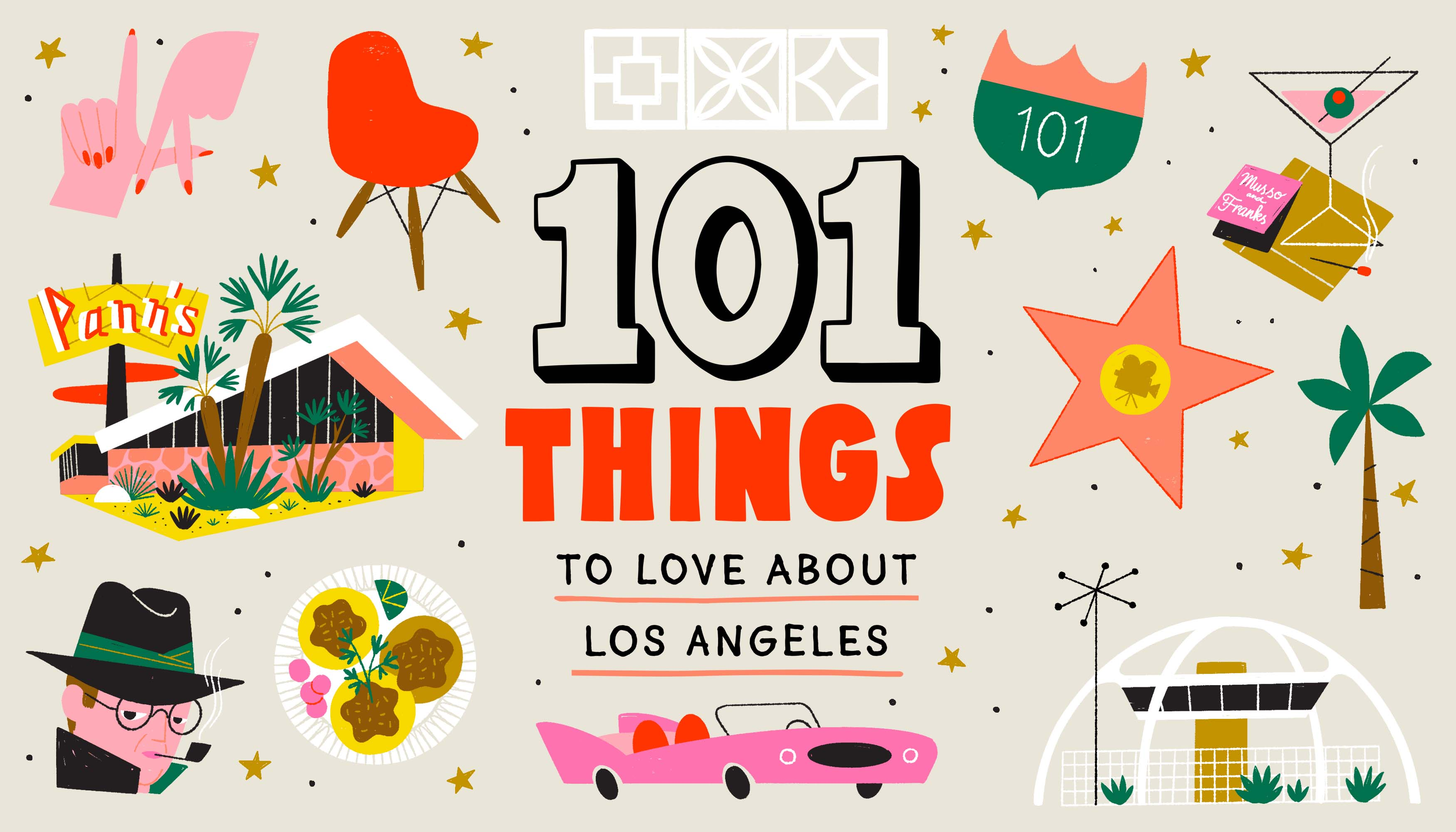 101 things to love about Los Angeles