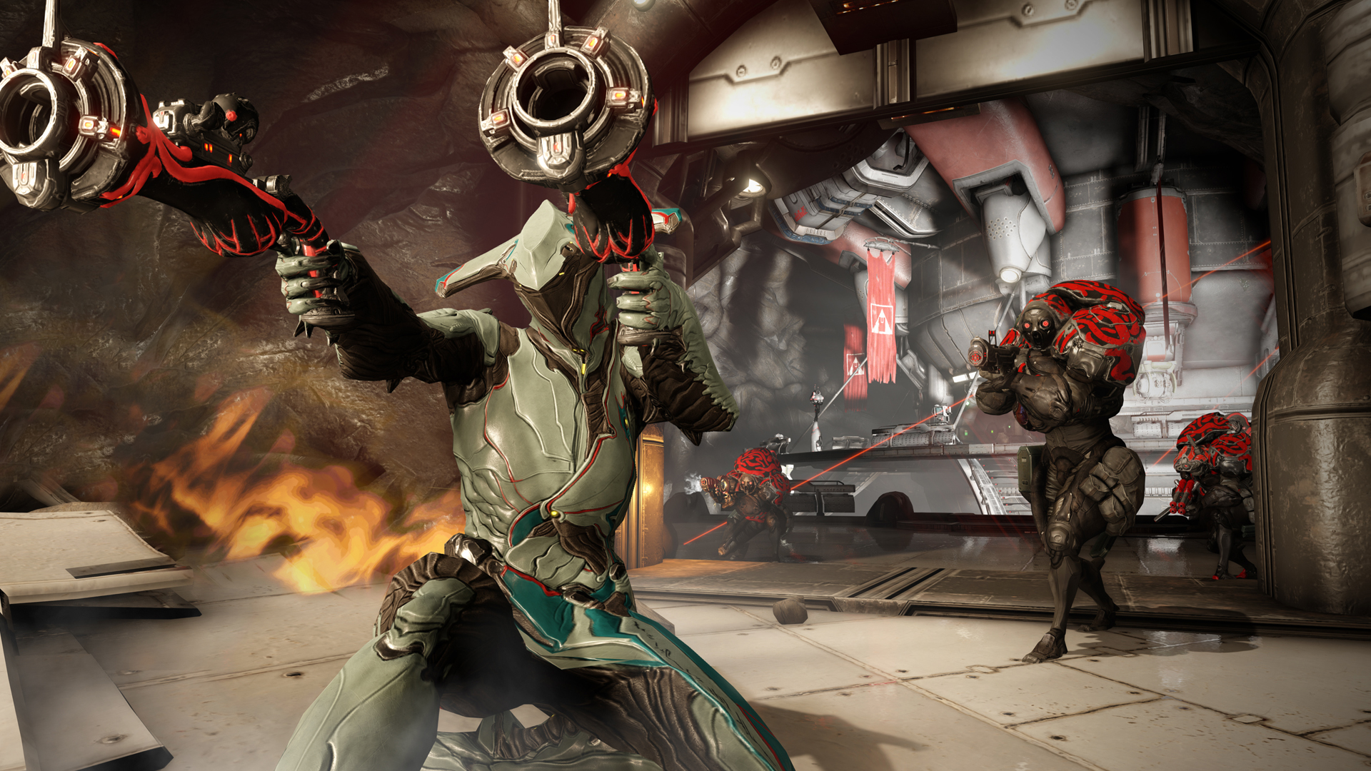 Why didn't anyone tell me Warframe is now the perfect game?