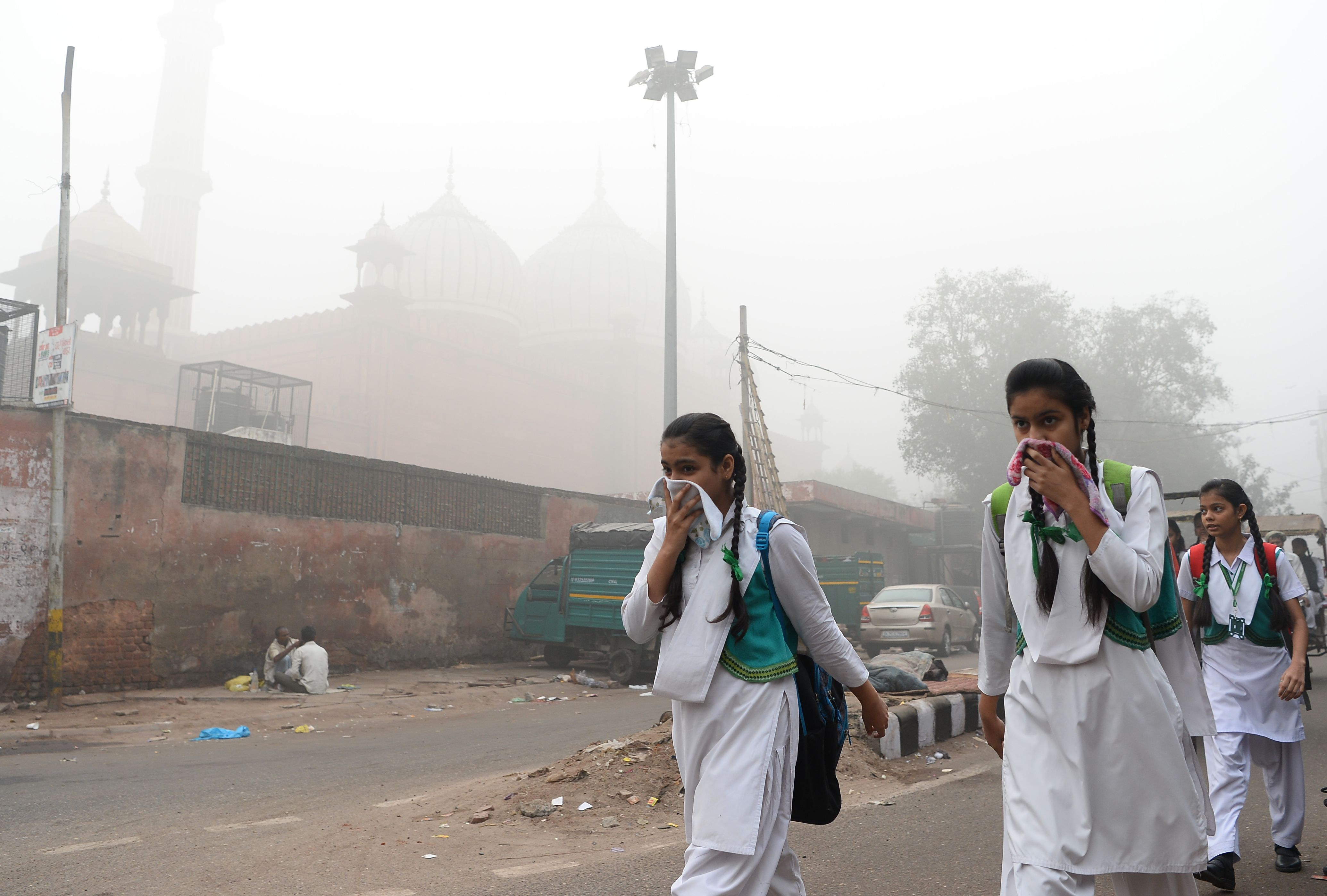 The house just passed a sweeping abortion funding ban heres what it does vox - Delhi S Off The Charts Smog Explained