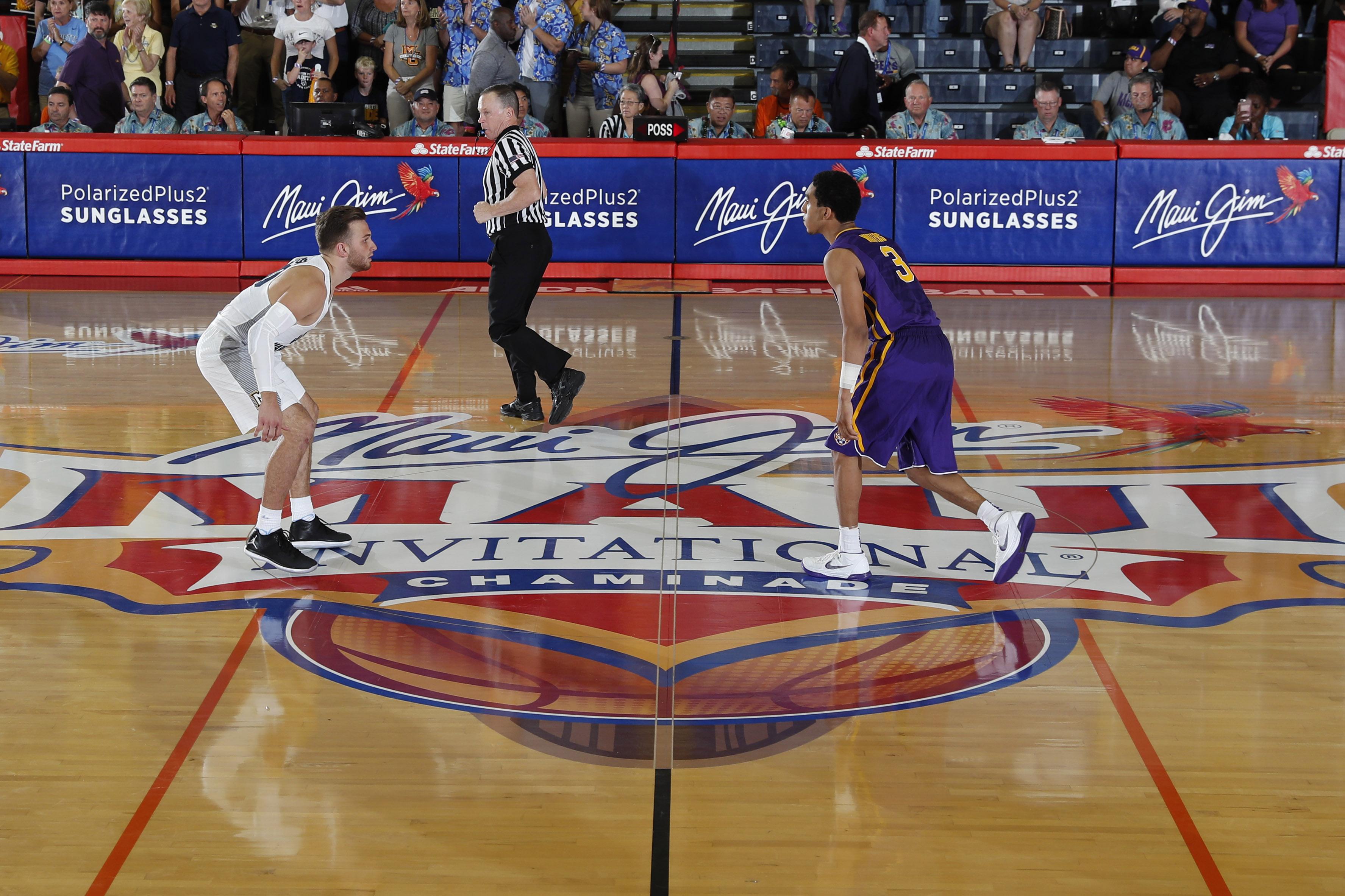 NCAA Basketball: Maui Invitational-Marquette at Louisiana State