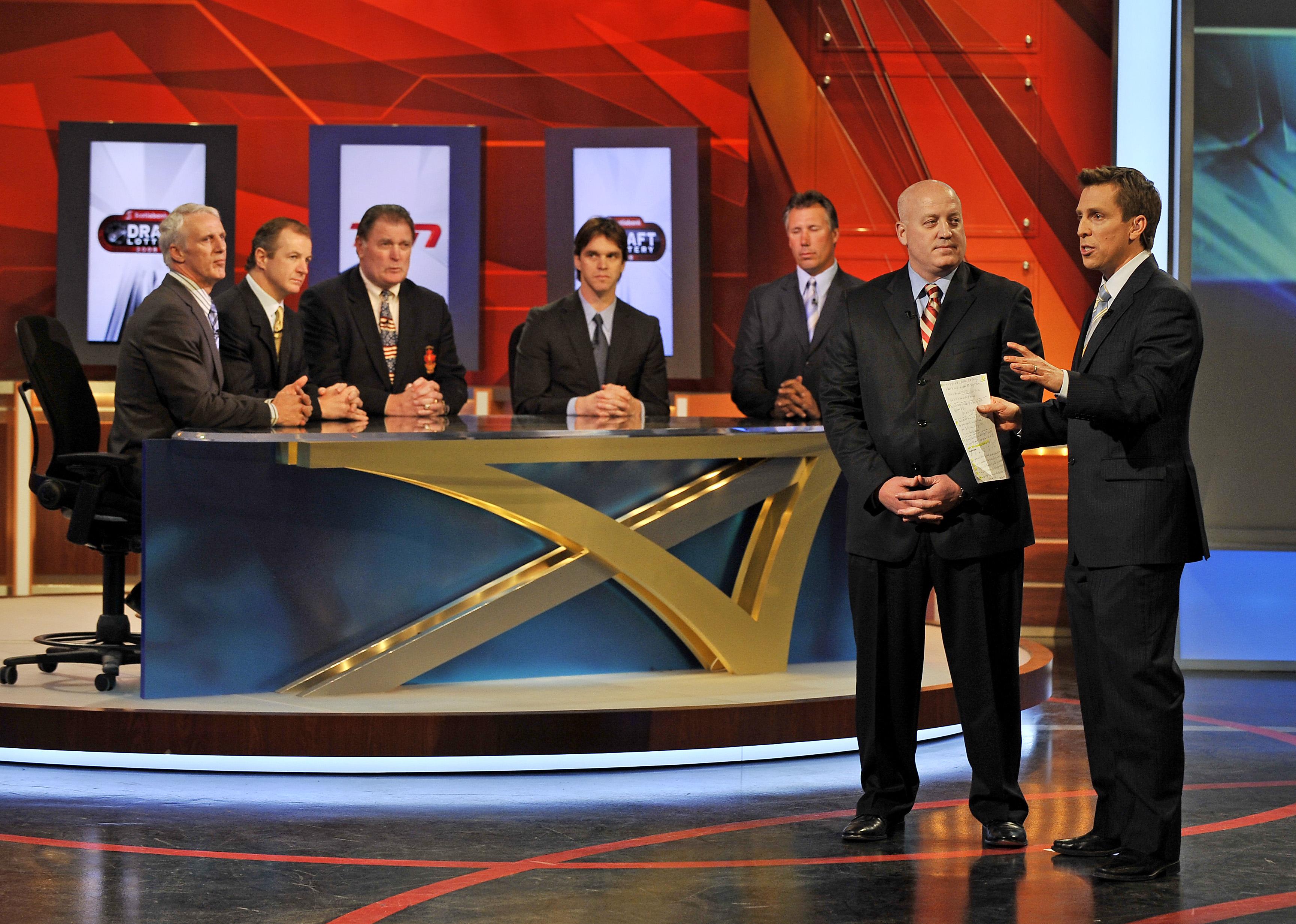 2008 NHL Draft Drawing