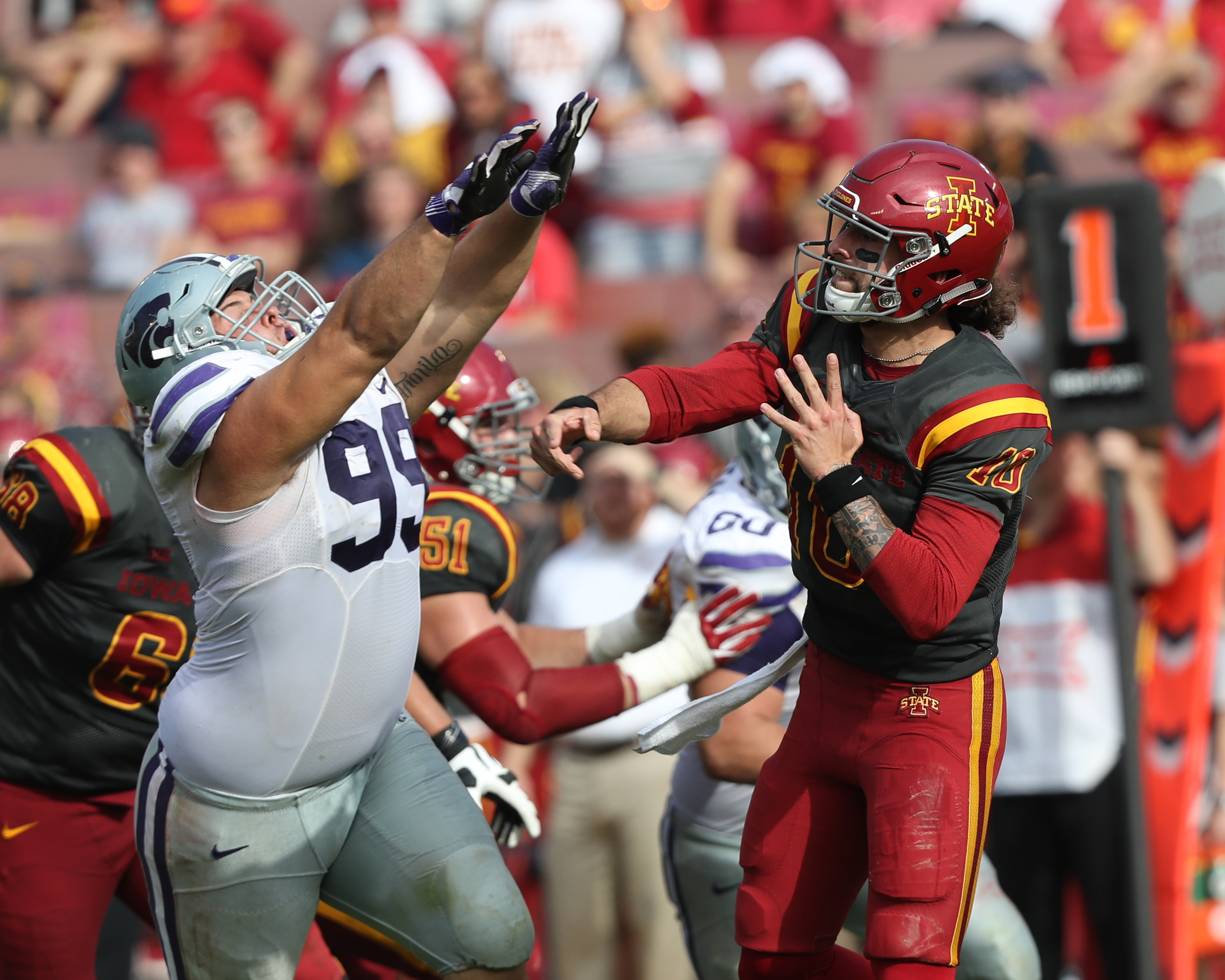 Bill Snyder has owned Iowa State, but there haven't been too many Cyclones squads this talented.