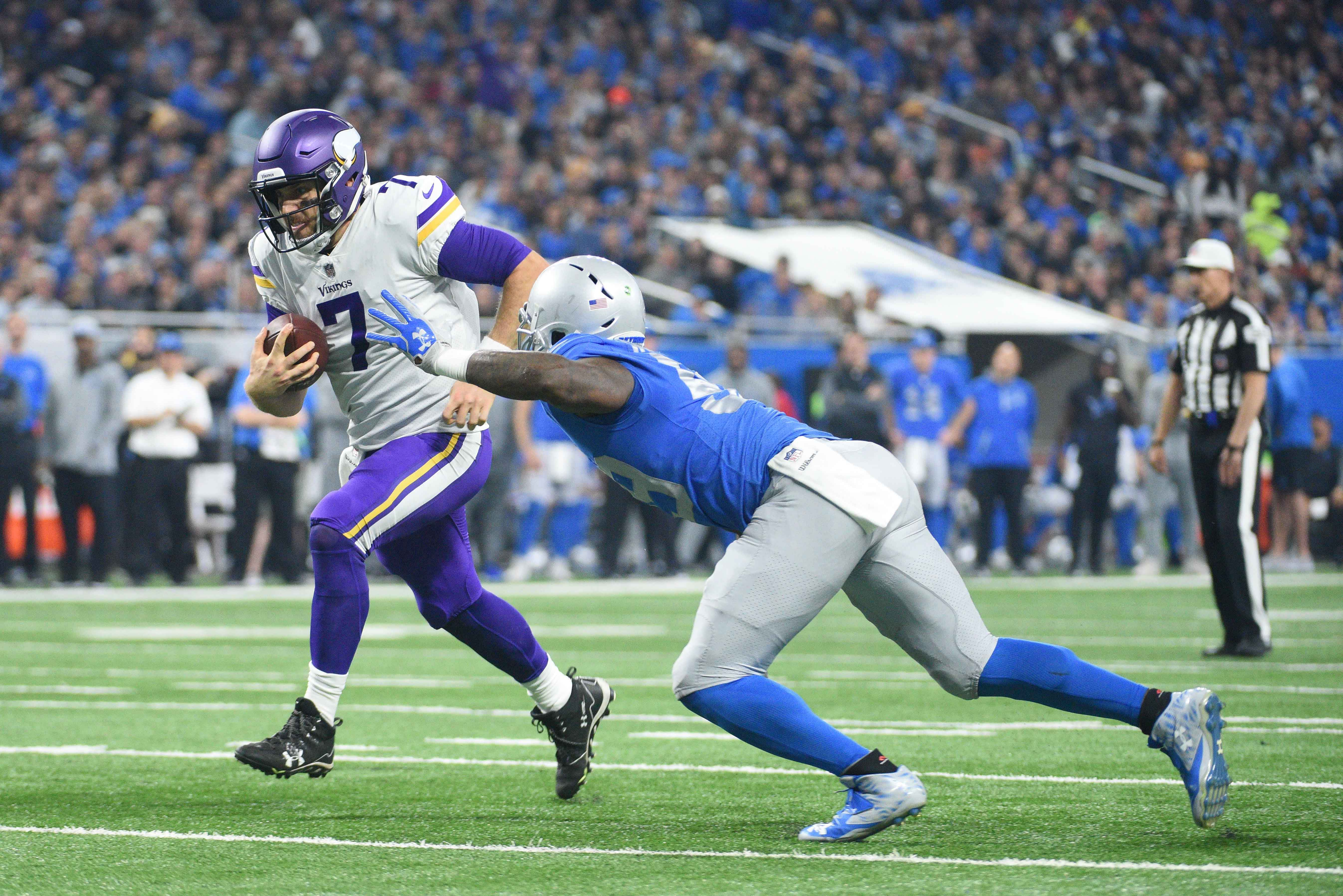 Vikings at Lions  Five Game-Changing Plays 689058069