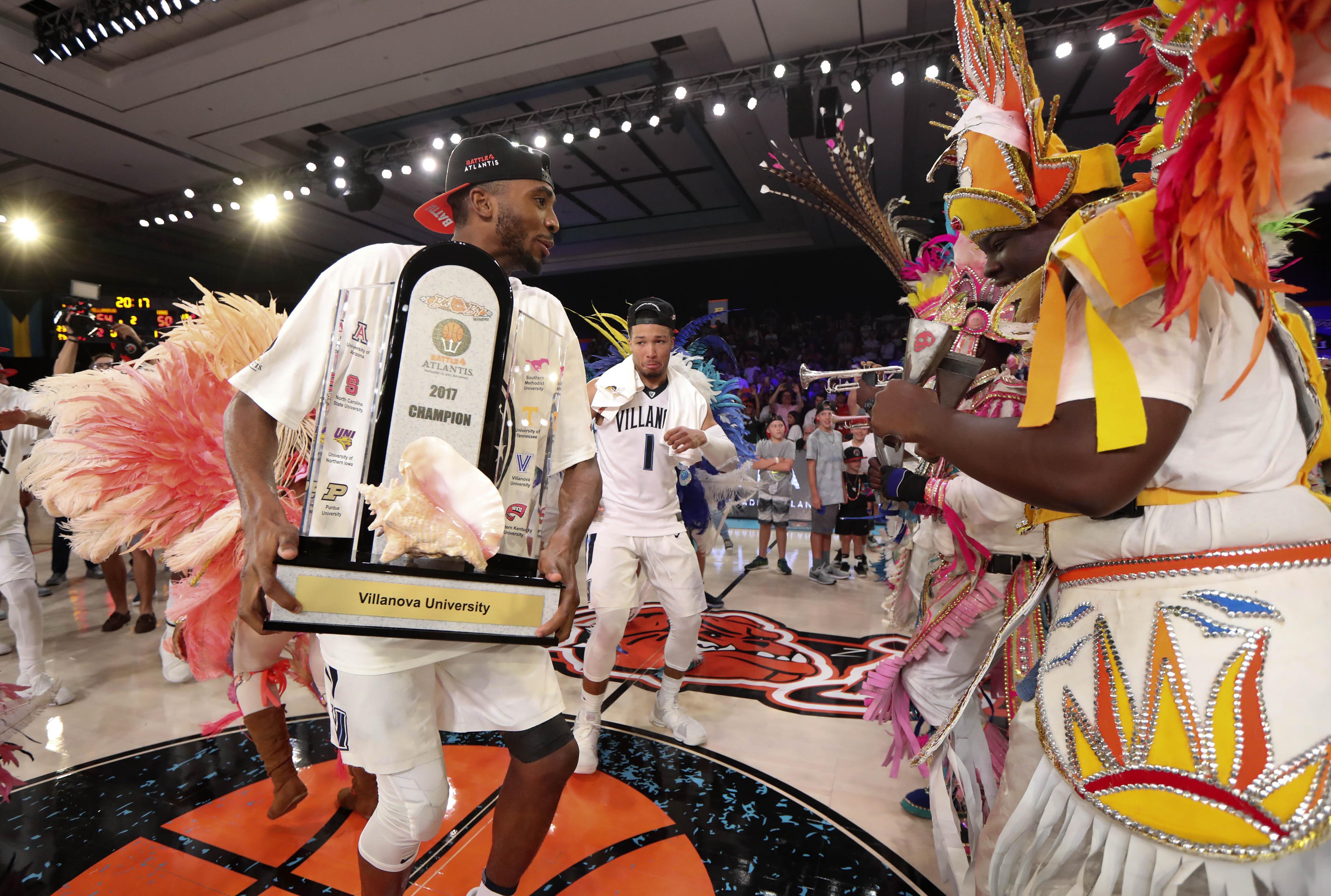 NCAA Basketball: Battle 4 Atlantis Championship-Villanova vs Northern Iowa