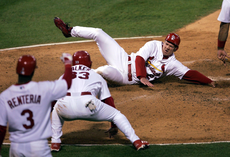 NLCS:Astros V Cardinals游戏1