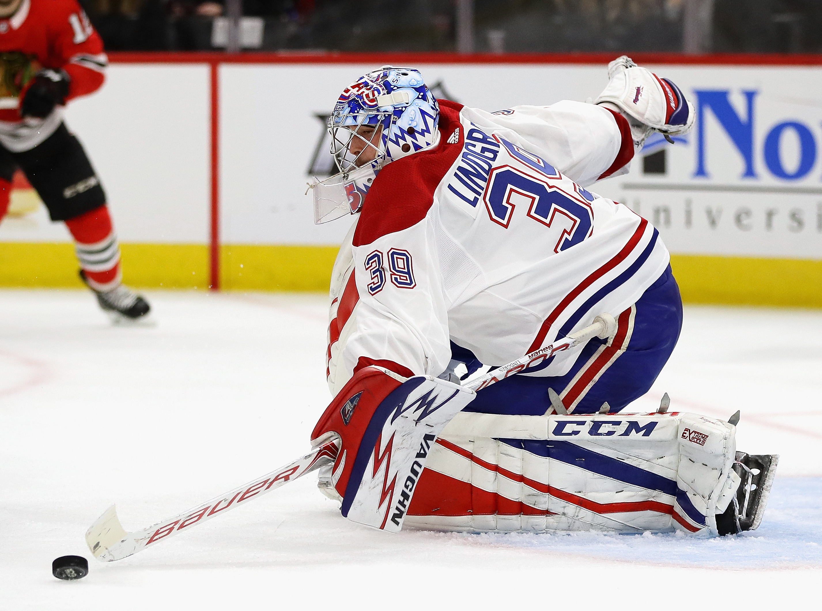 Montreal Canadiens Fans Should Not Get Too Attached To Charlie Lindgren