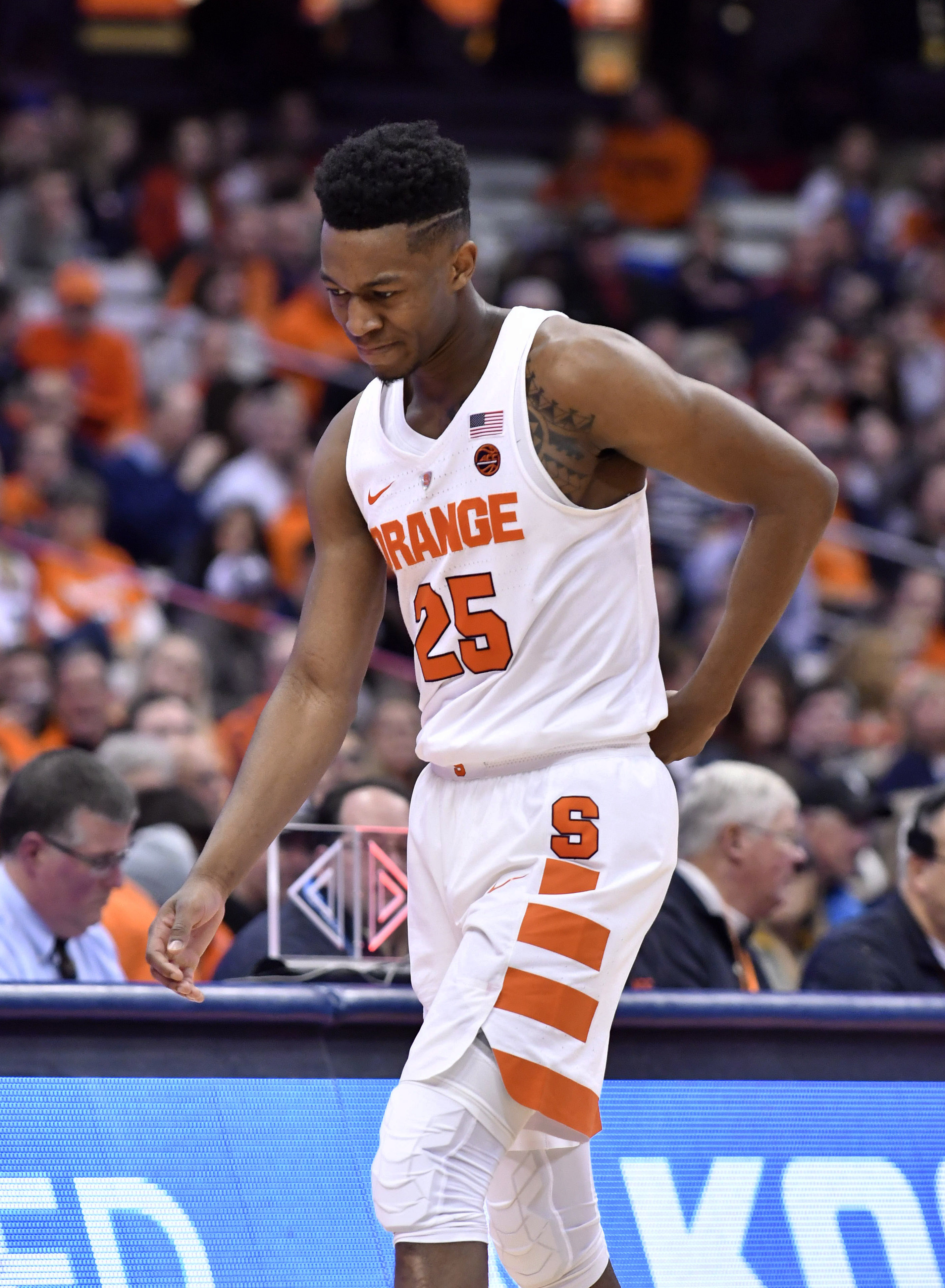 NCAA Basketball: Toledo at Syracuse