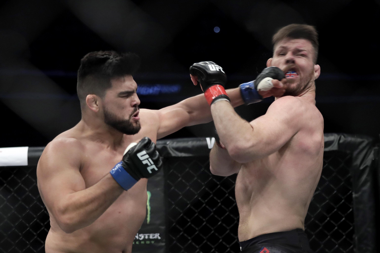 UFC Fight Night: Bisping v Gastelum