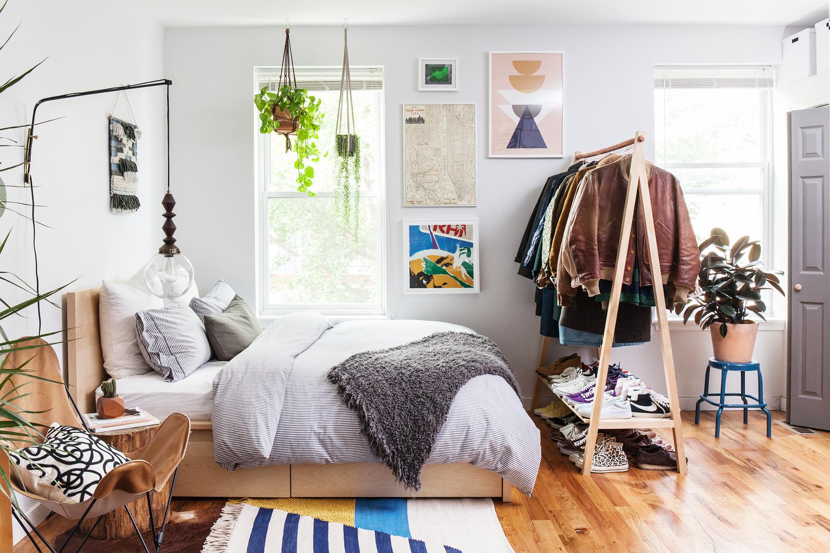 600-square-foot Philadelphia apartment