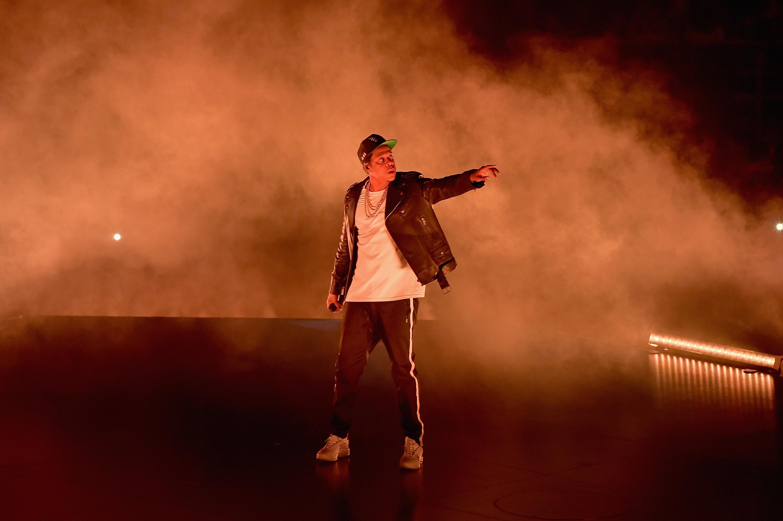 Jay-Z In Concert - Miami, FL